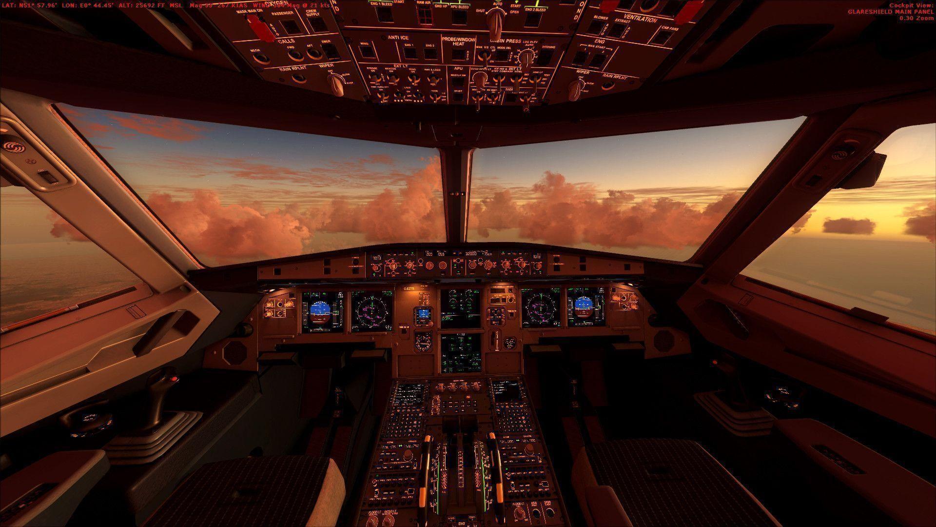 A320 Iberia cockpit ay night.   Aviation – A Team   Pinterest .