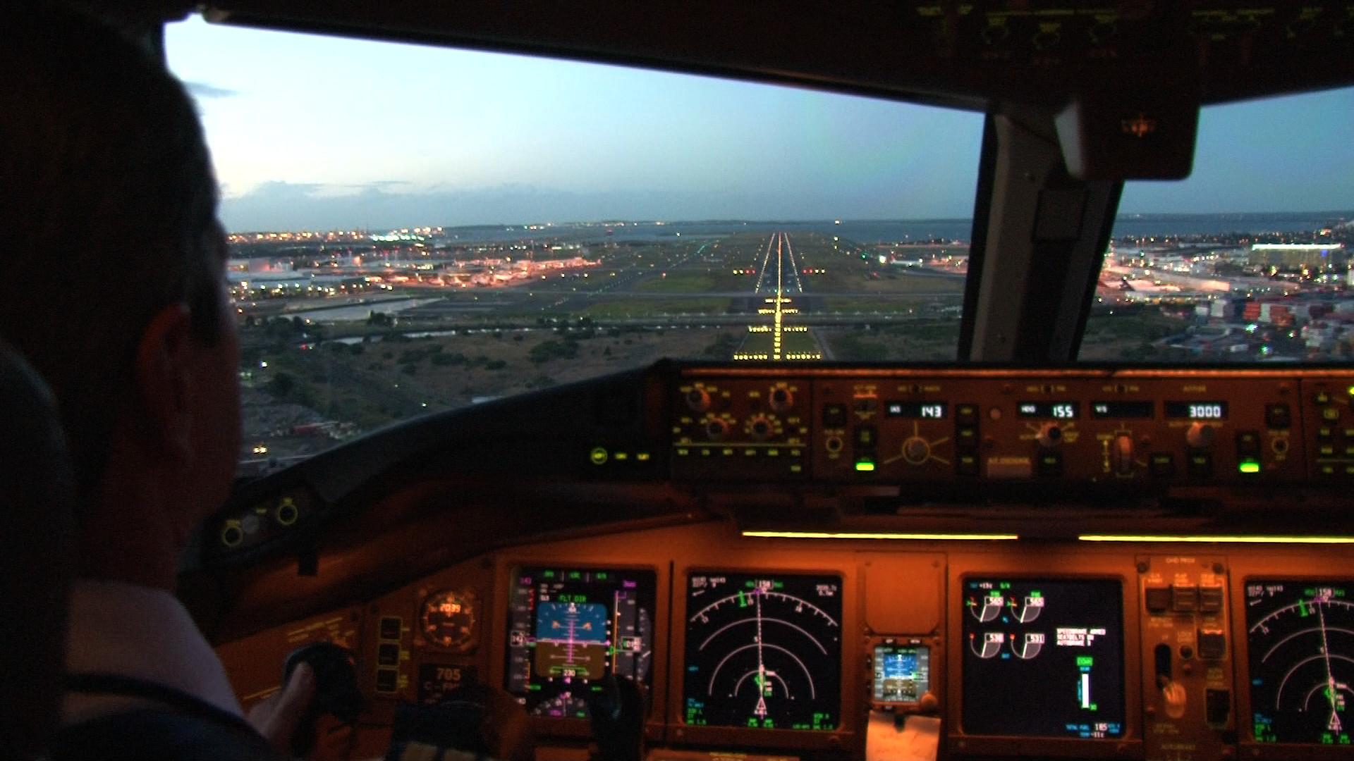 Failure And Driftdown In A Boeing 777 You