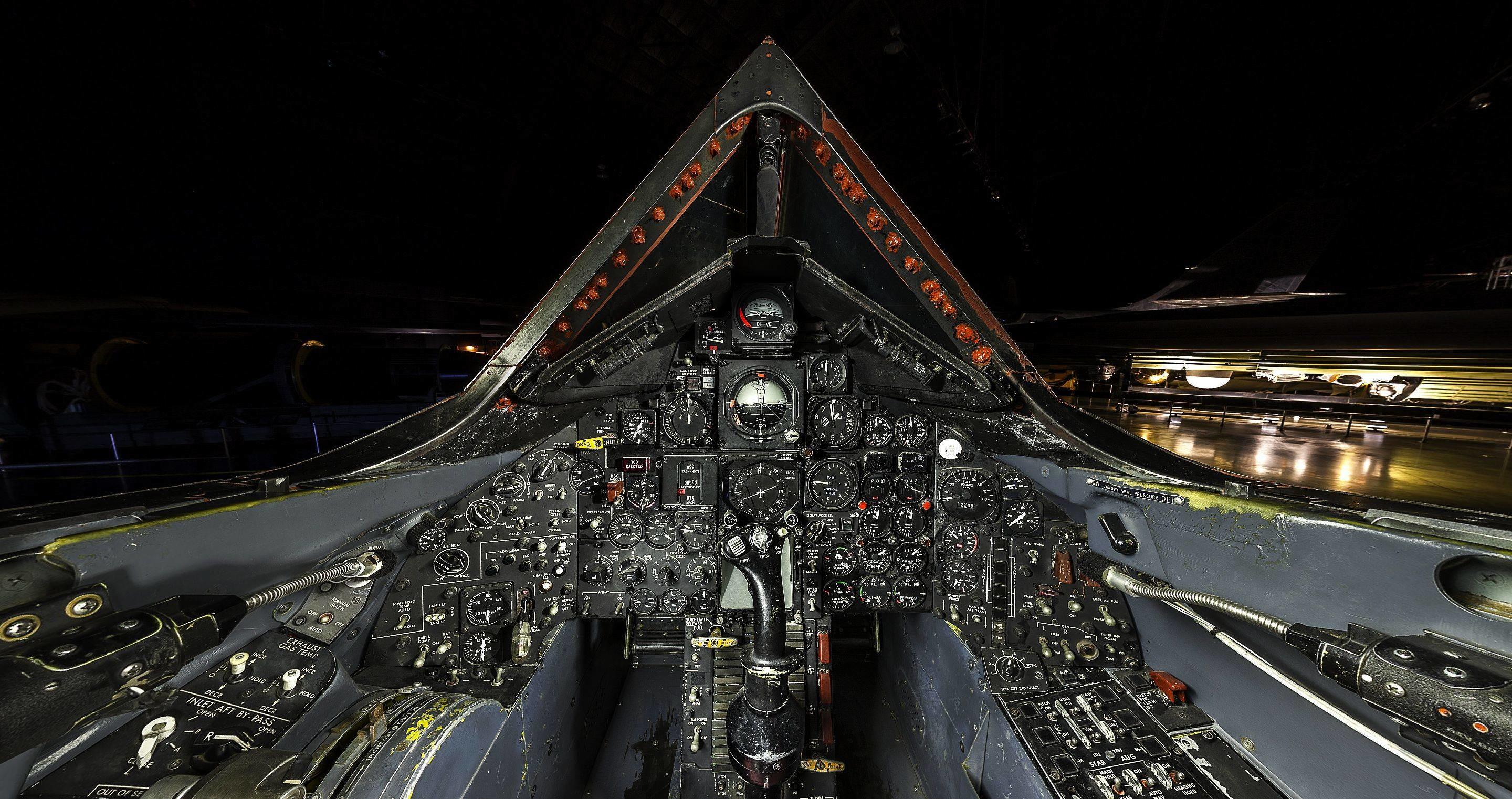 Jet Fighter Cockpit View Low Flying You
