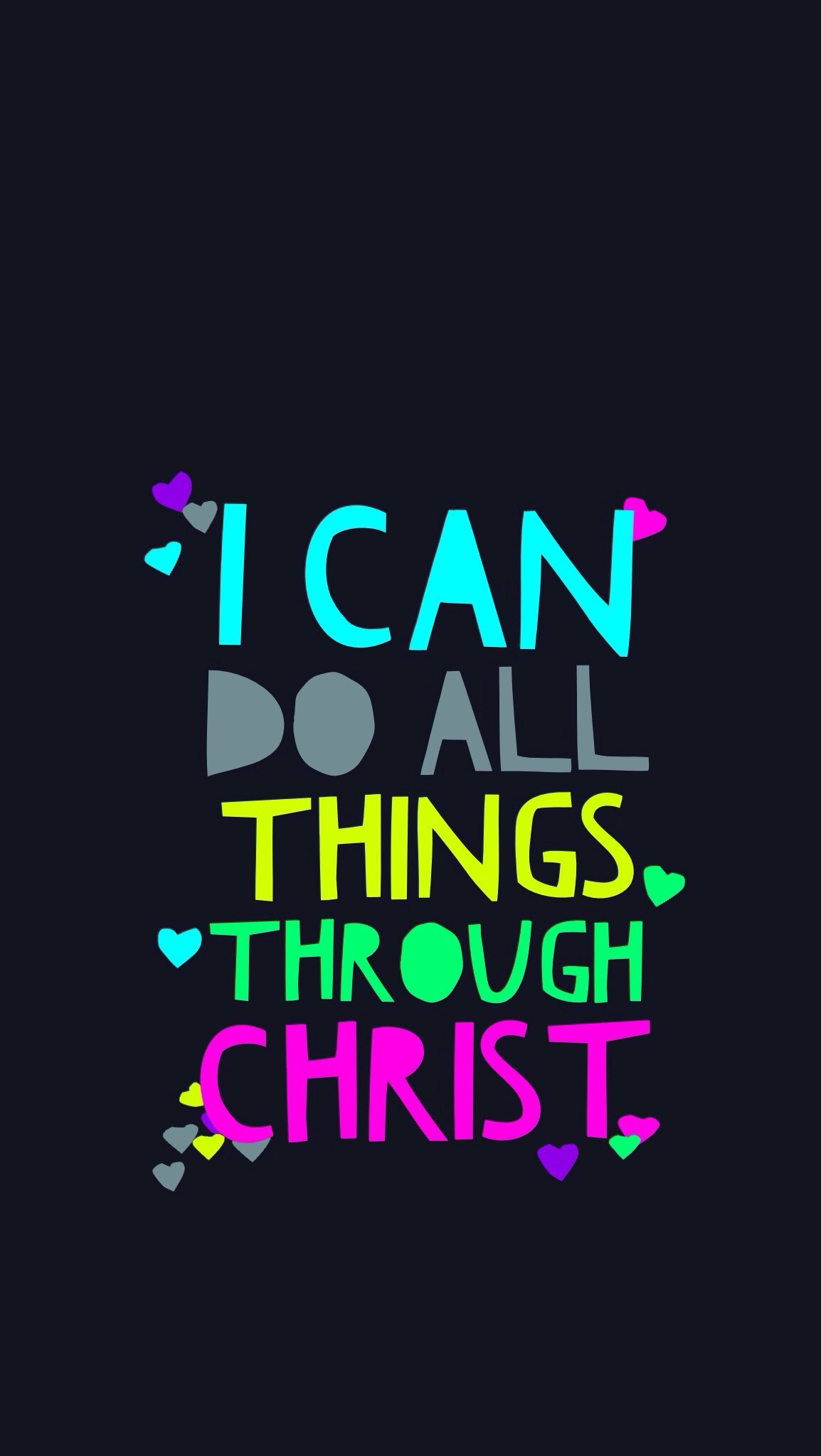 Do All Things Through Christ Who Strengthens Me Wallpaper Philippians .