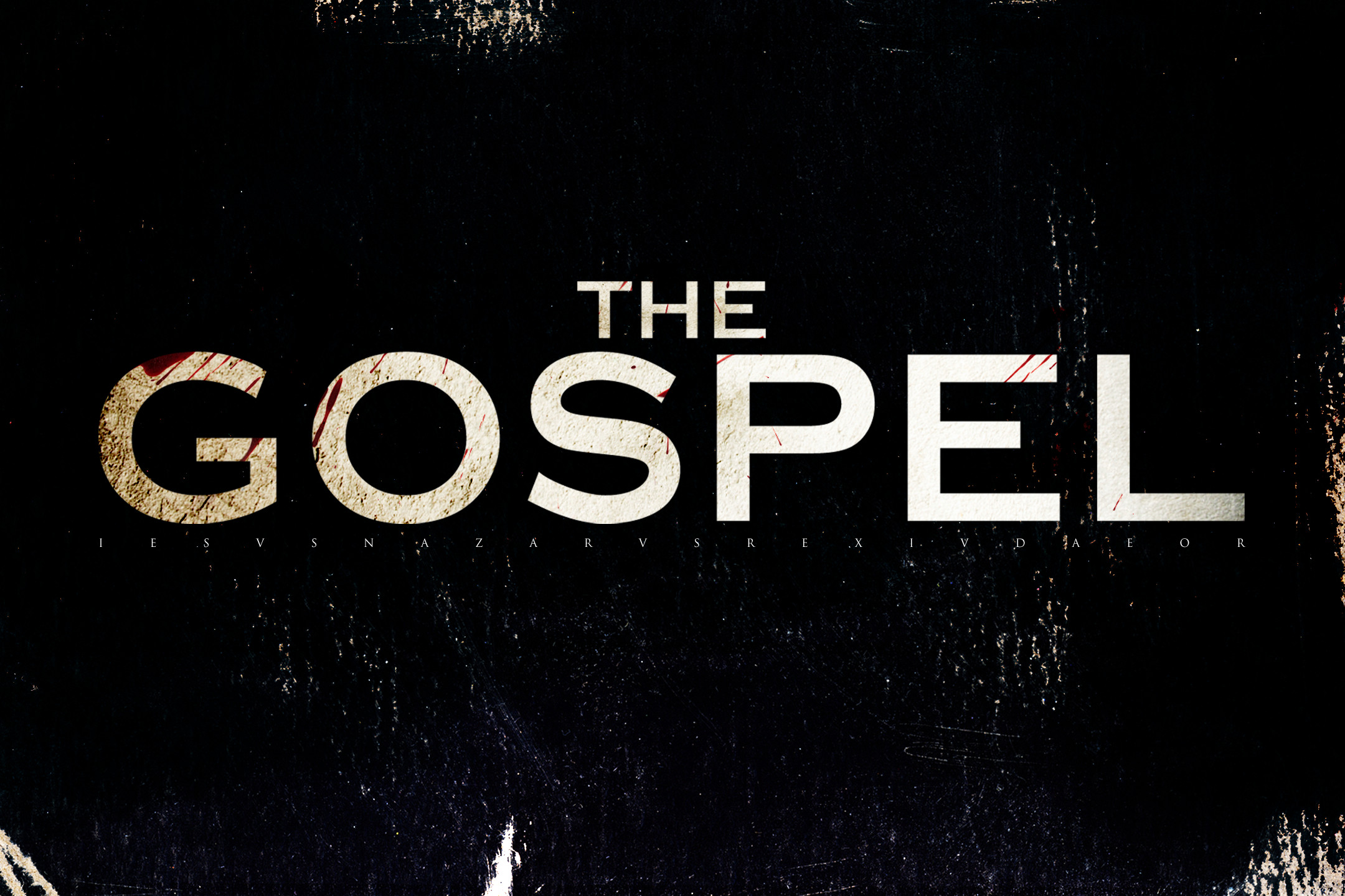 Christian Movie: The Gospel Black Background christian wallpaper free  download. Use on PC,