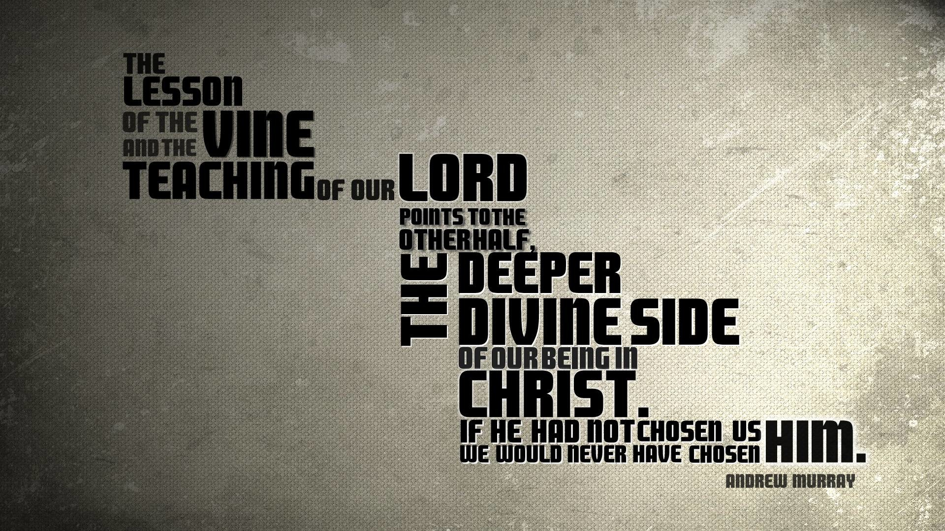Wallpapers For > Christian Wallpaper With Quotes