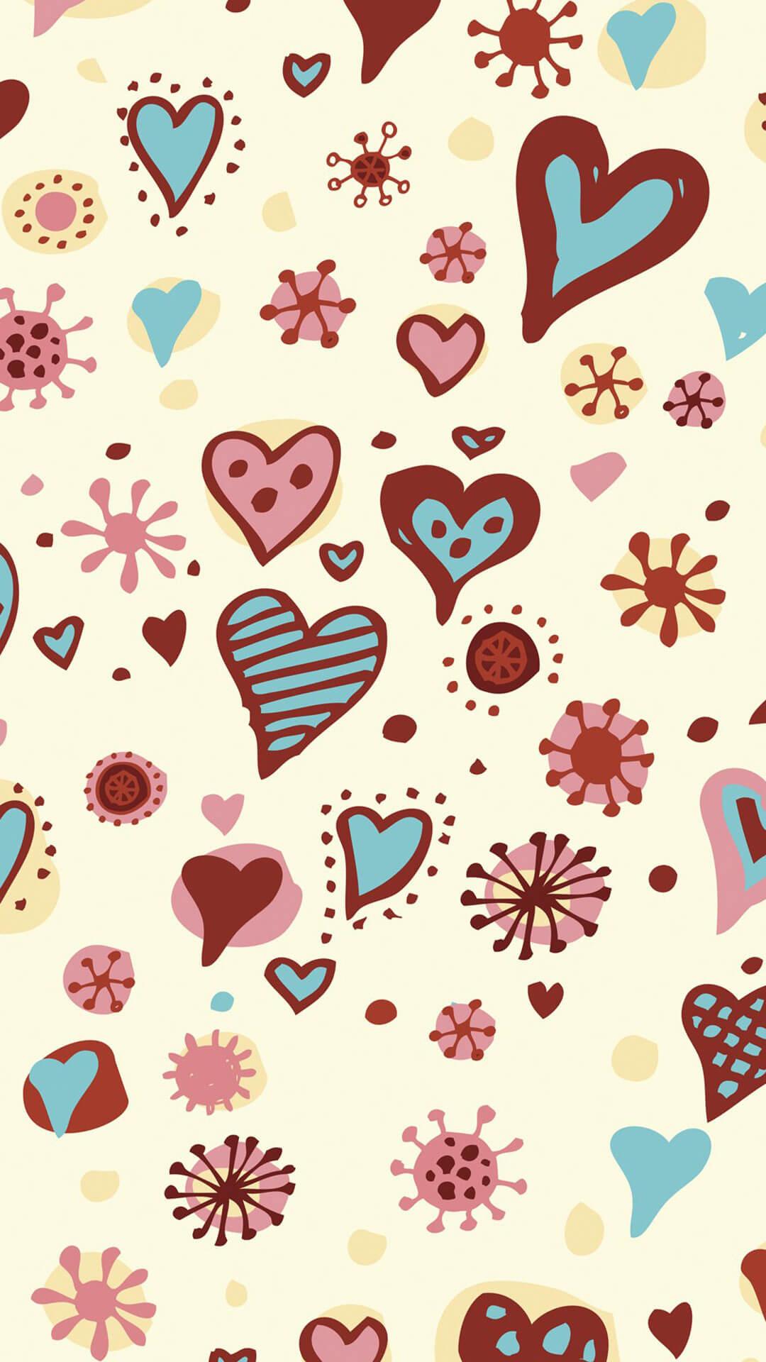 Vintage Love iPhone 6 Wallpaper HD