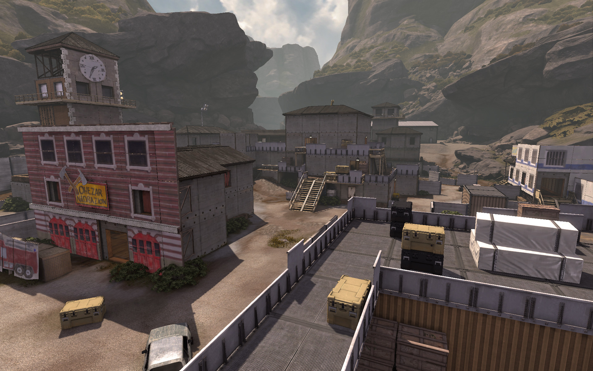 Three Kings Screenshot from the Upcoming America's Army release