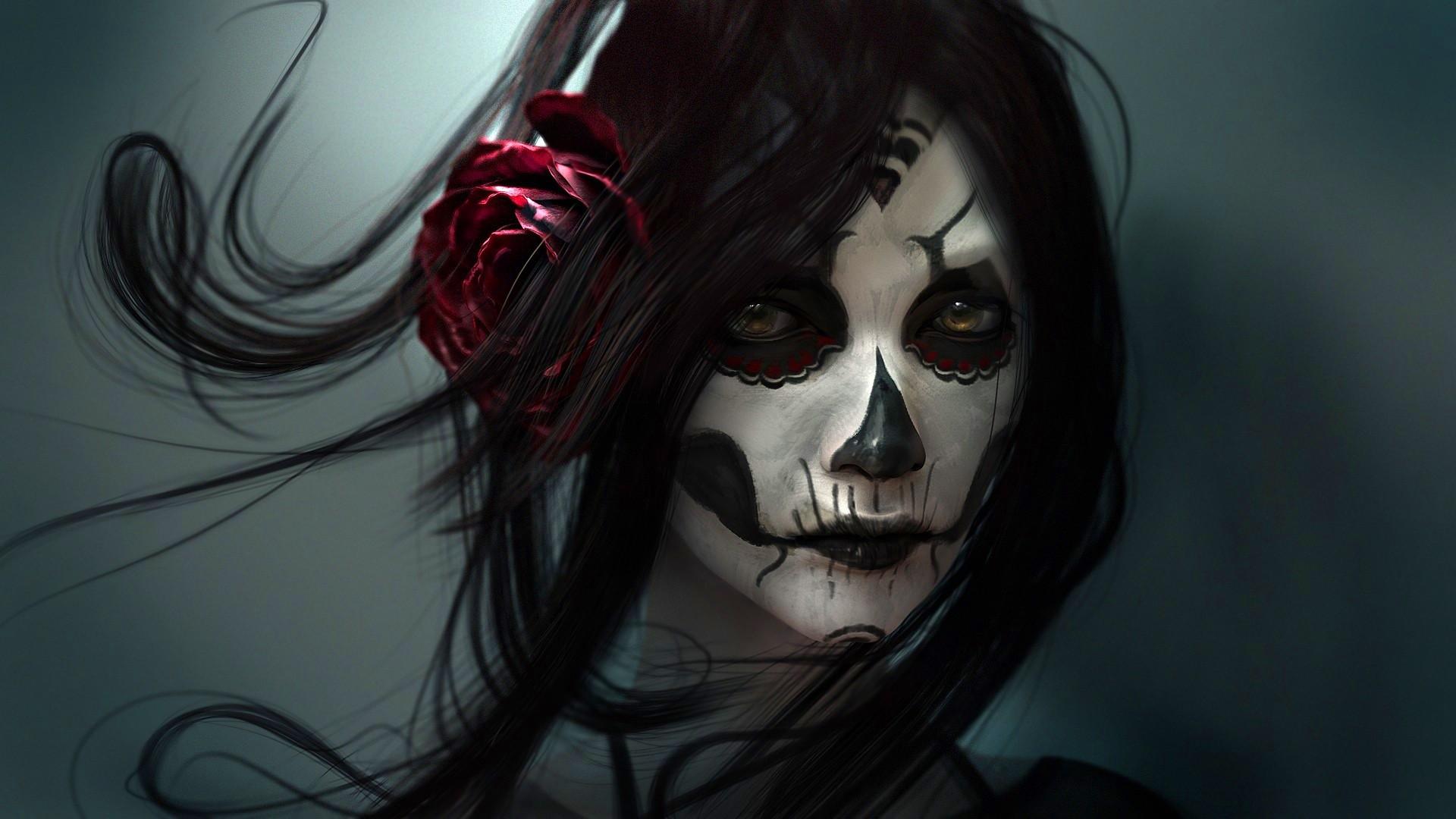Sugar Skull Wallpaper Mobile #402 • Other at ngepLuk.com