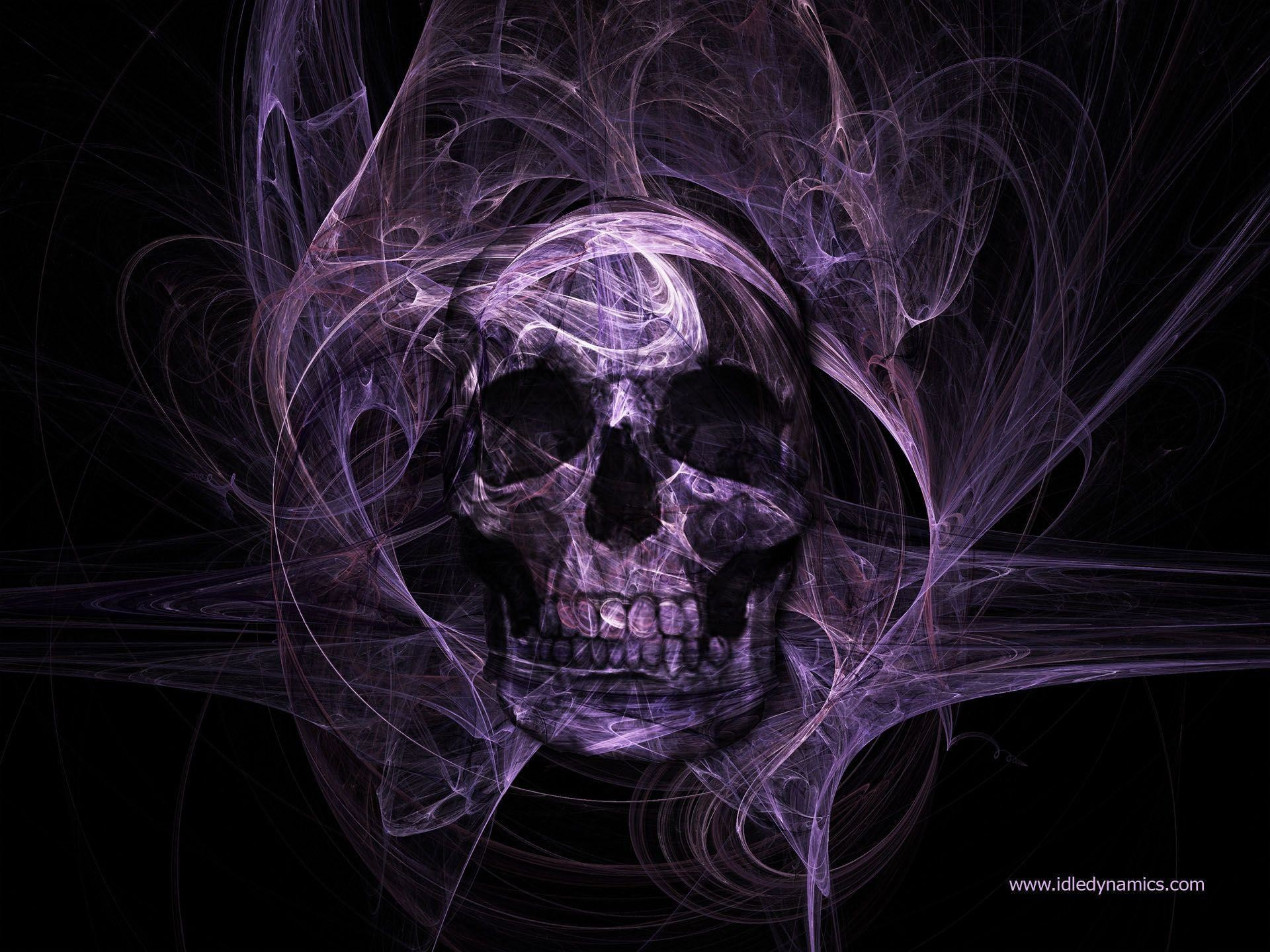 617 Skull Wallpapers | Skull Backgrounds Page 8