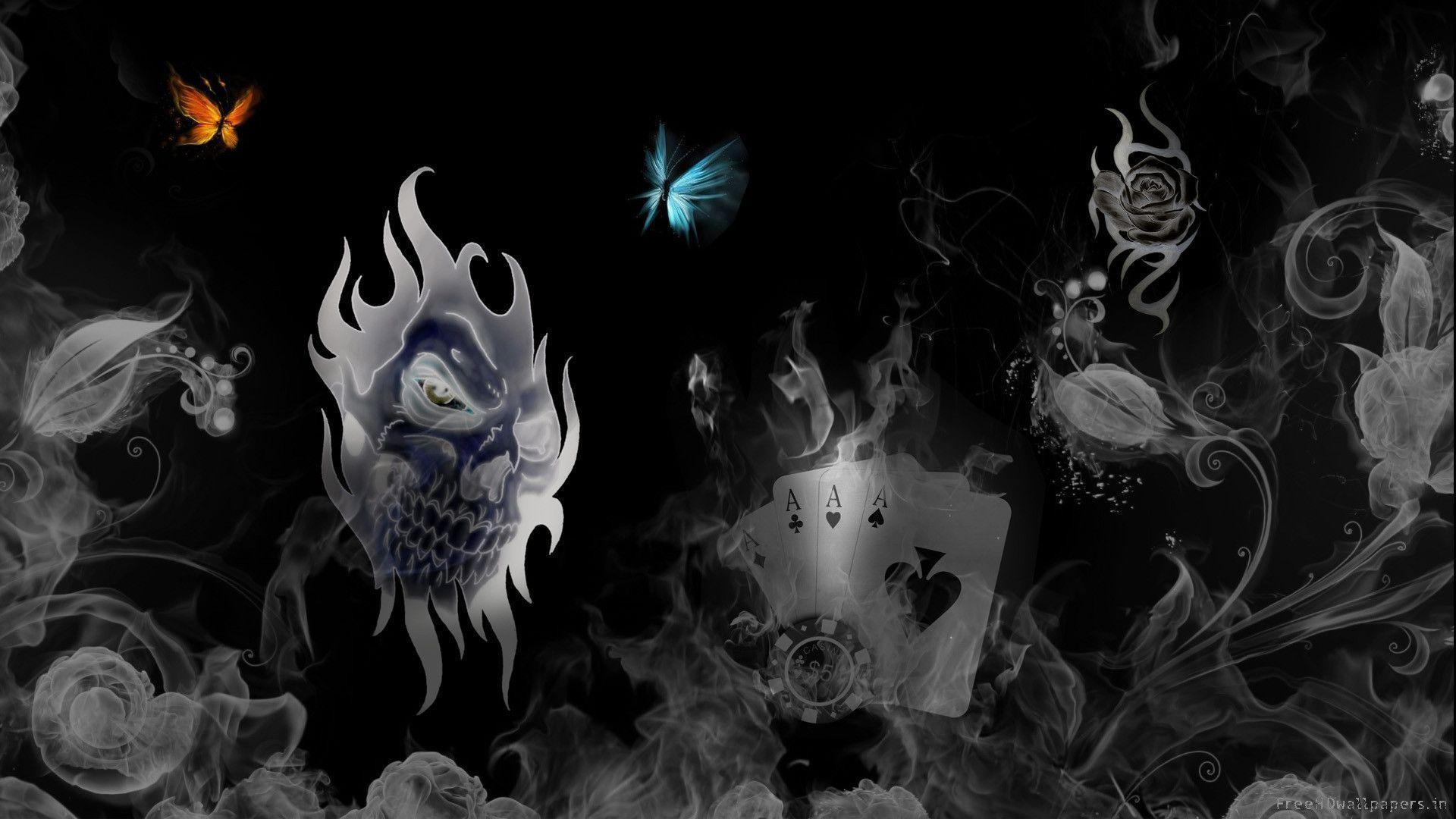 HD Skull Wallpaper | Download Free – 92964