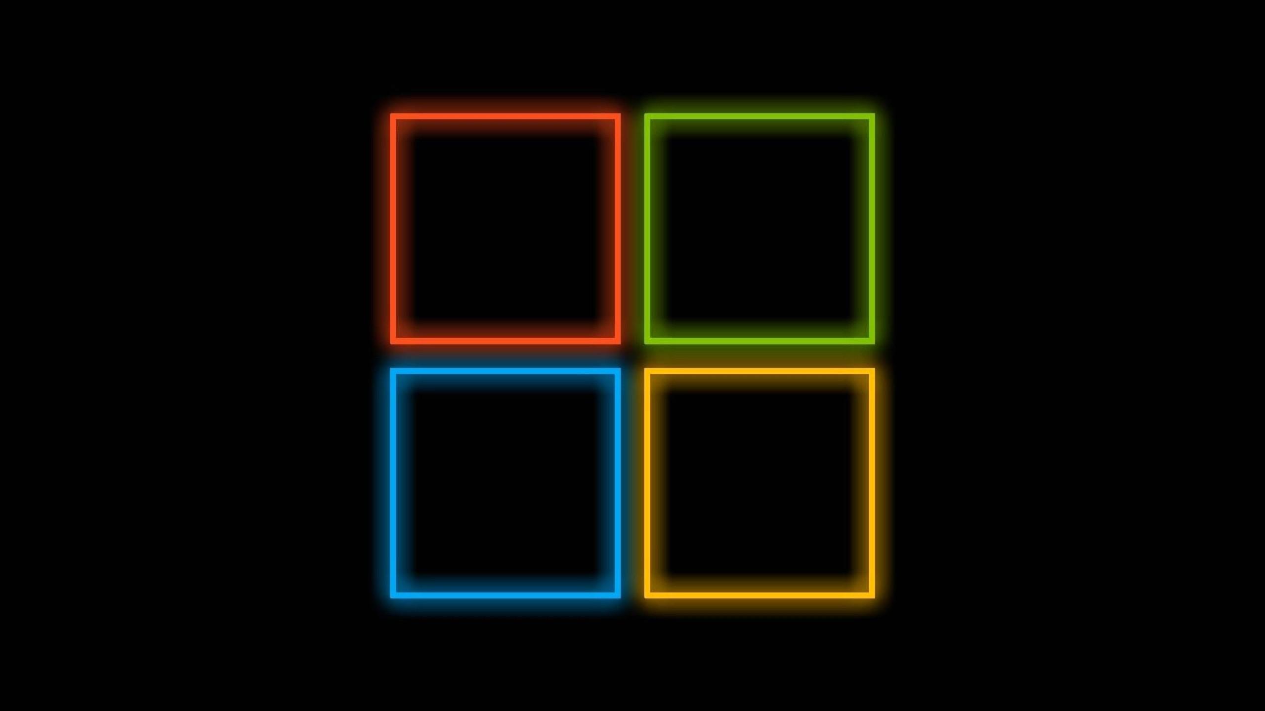 Wallpaper windows 10, operating system, minimalism