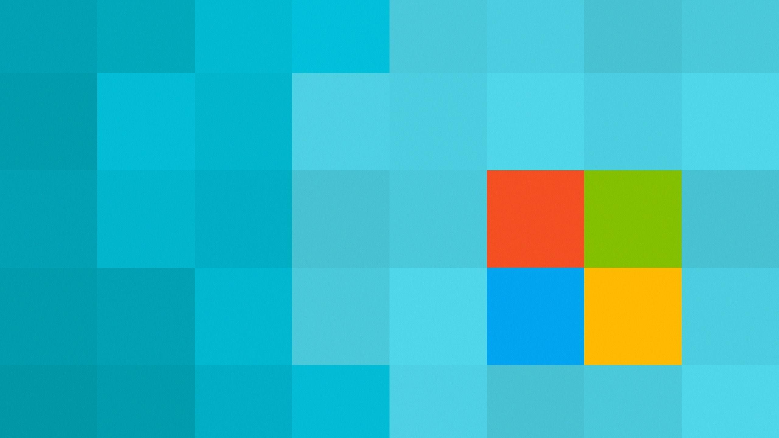 Windows 10 Minimal Desktop Background HD 2560×1440