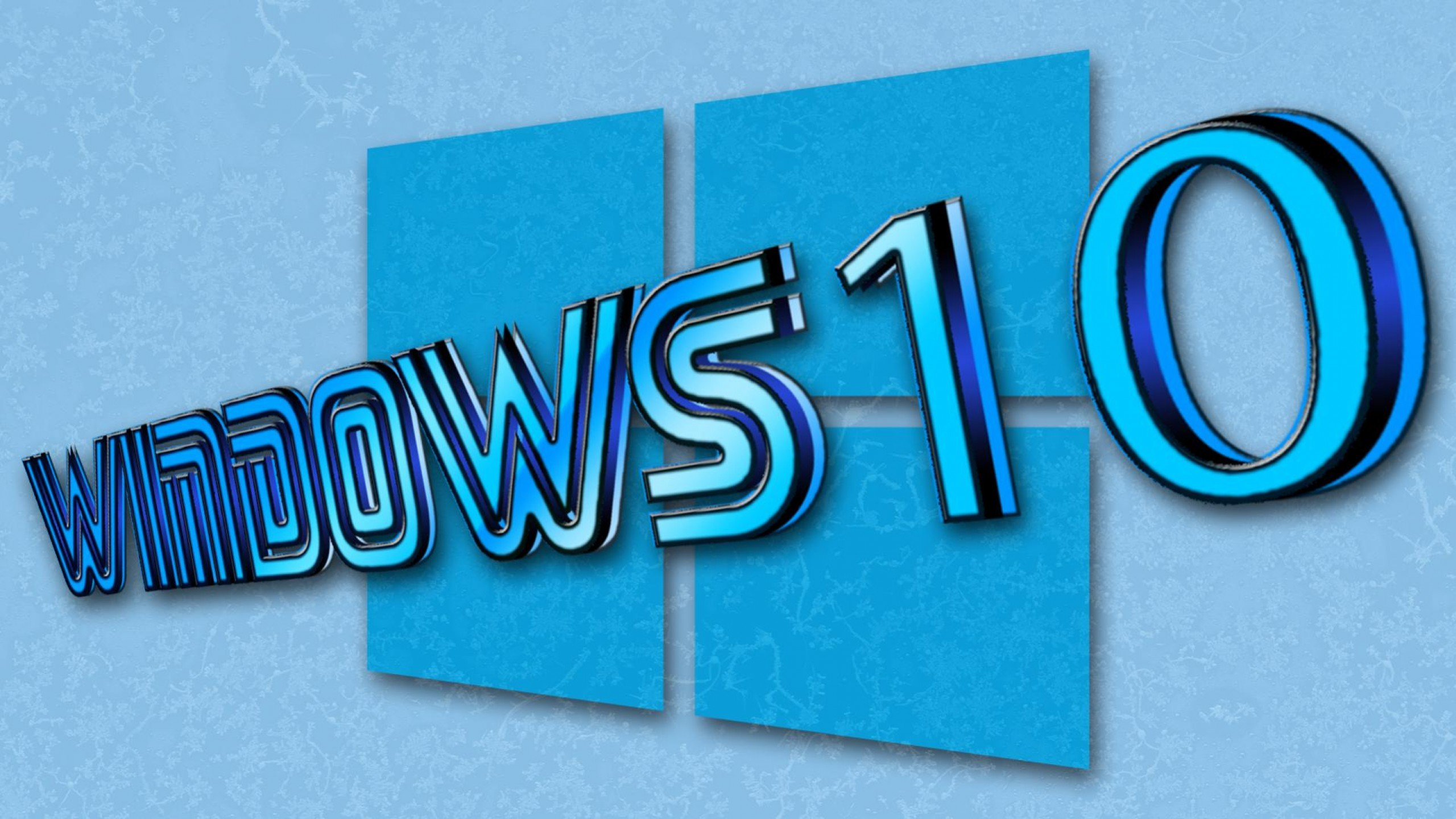Windows 10 Logo wallpaper