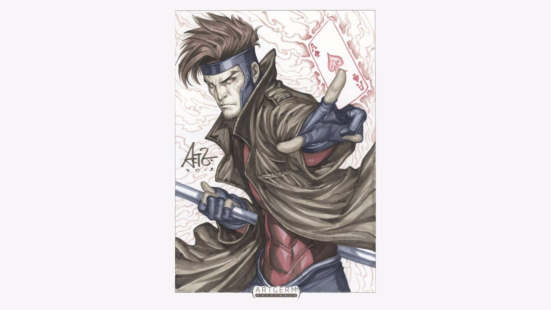 Comics – Gambit Wallpaper