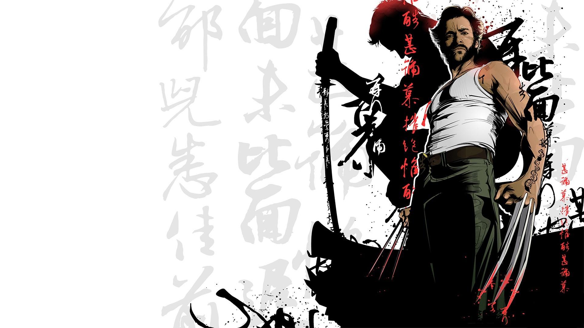 Marvel Comics, Wolverine, Hugh Jackman. Marvel Comics, Gambit Wallpaper HD