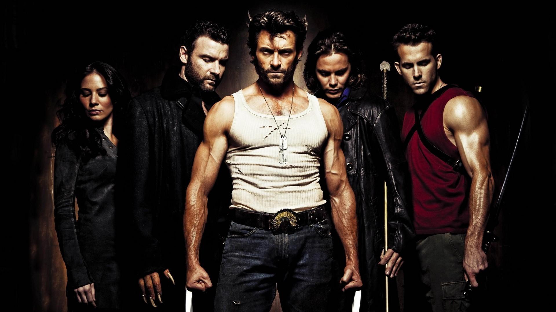 movies, X Men Origins: Wolverine, Wolverine, Sabretooth, Gambit, Wade  Wilson, Deadpool, Kayla Silverfox, Hugh Jackman, Ryan Reynolds Wallpapers HD  / Desktop …