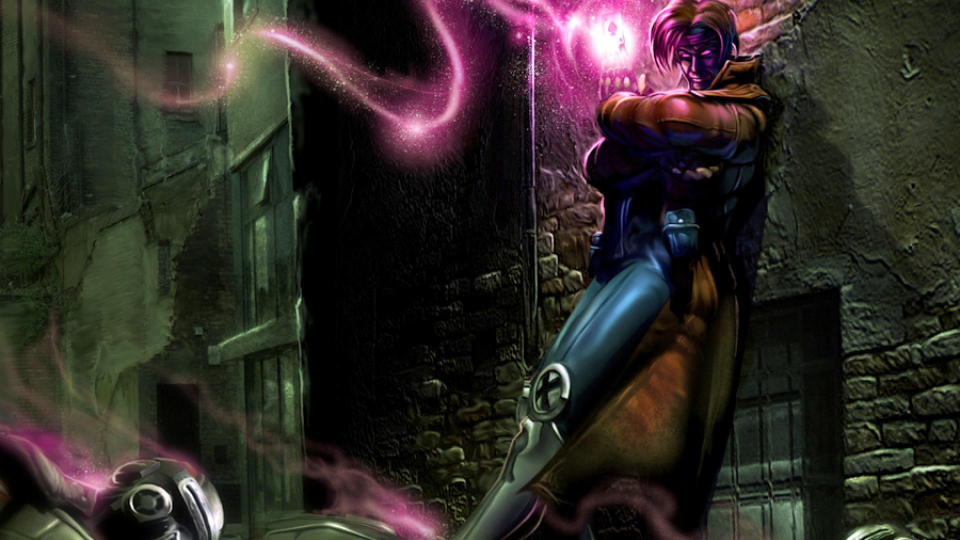 XMen Origins Wolverine images Gambit HD wallpaper and