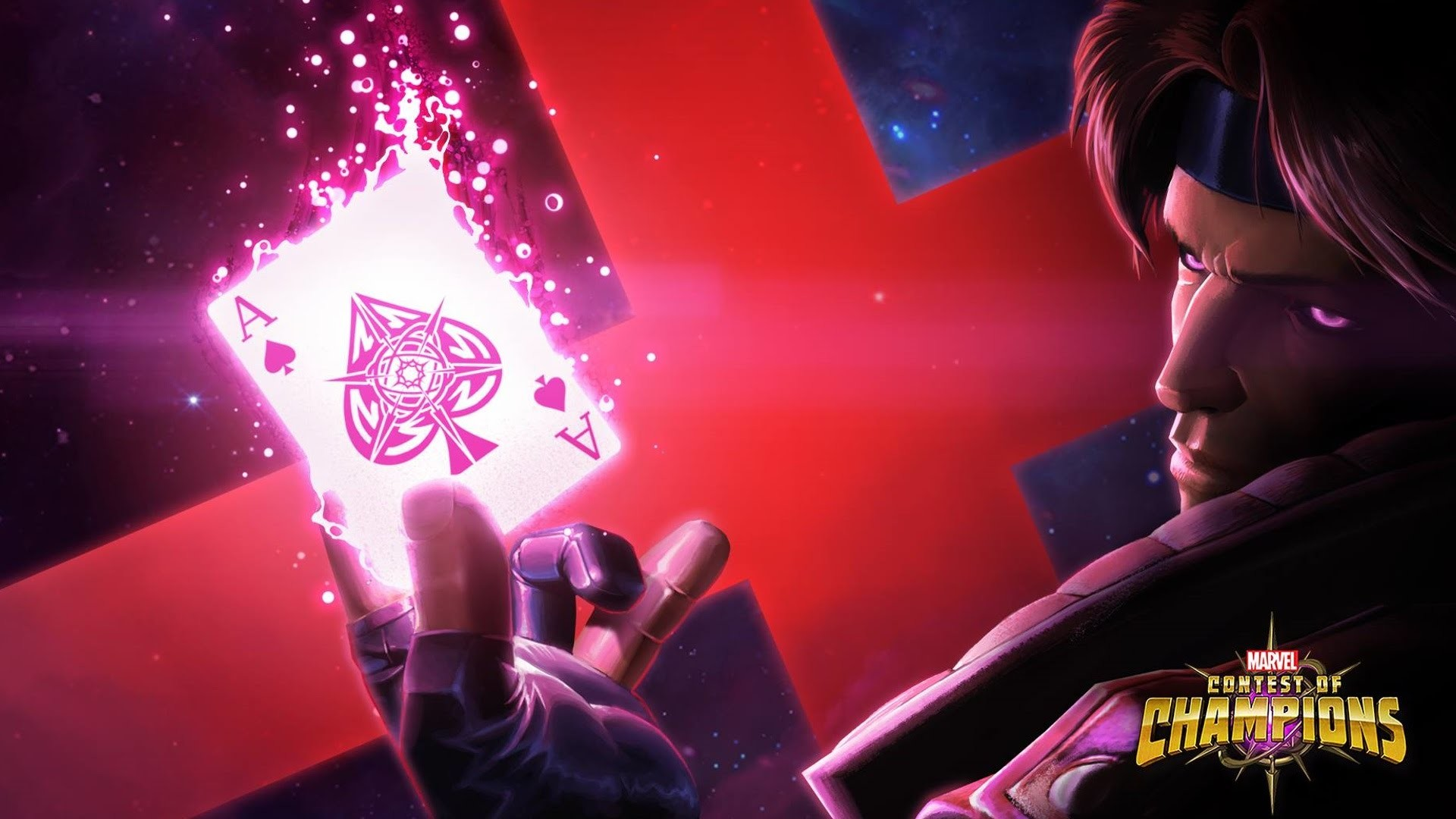 GAMBIT IS COMING NEXT to MARVEL Contest of Champions