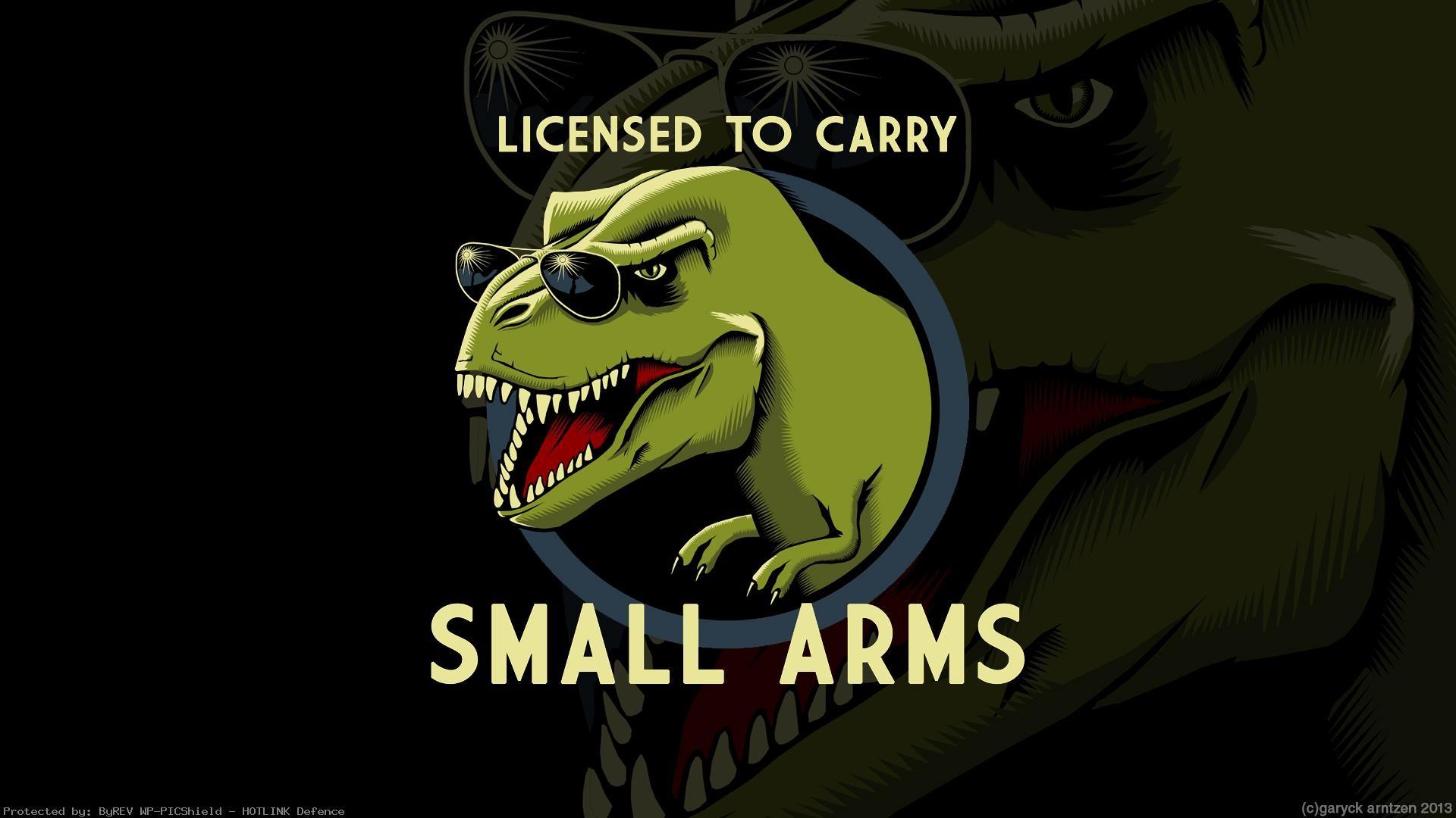 T-Rex-Small-Arms-Arms-Sunglasses-dinosaur-1920×1080-