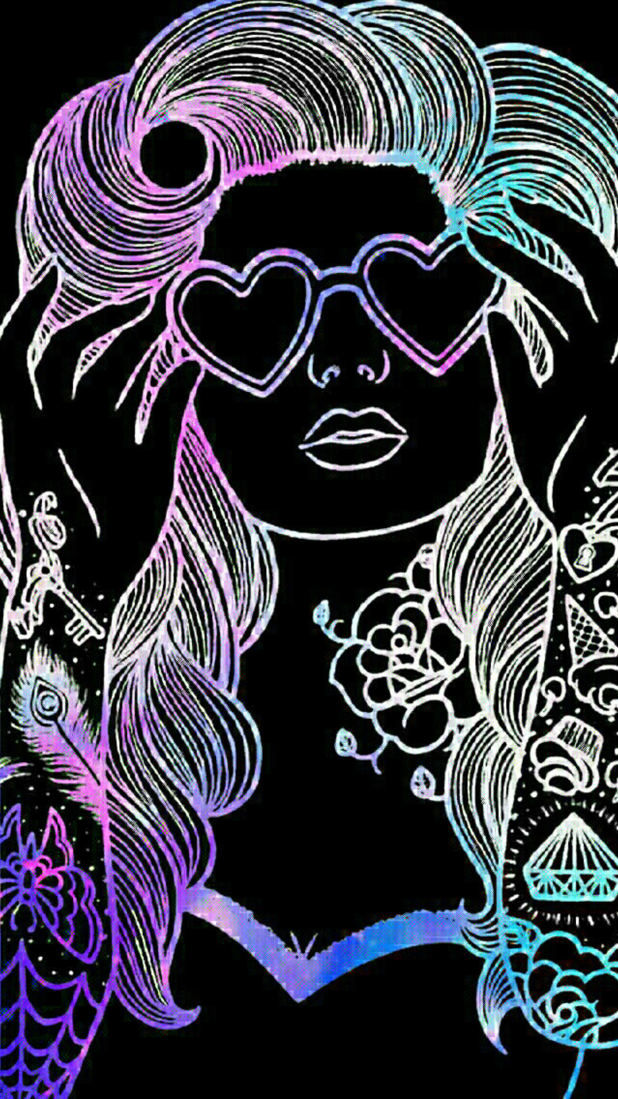 Wallpaper Backgrounds, Iphone Wallpapers, Glitter, Phones, Girly, All,  Peace, Funds