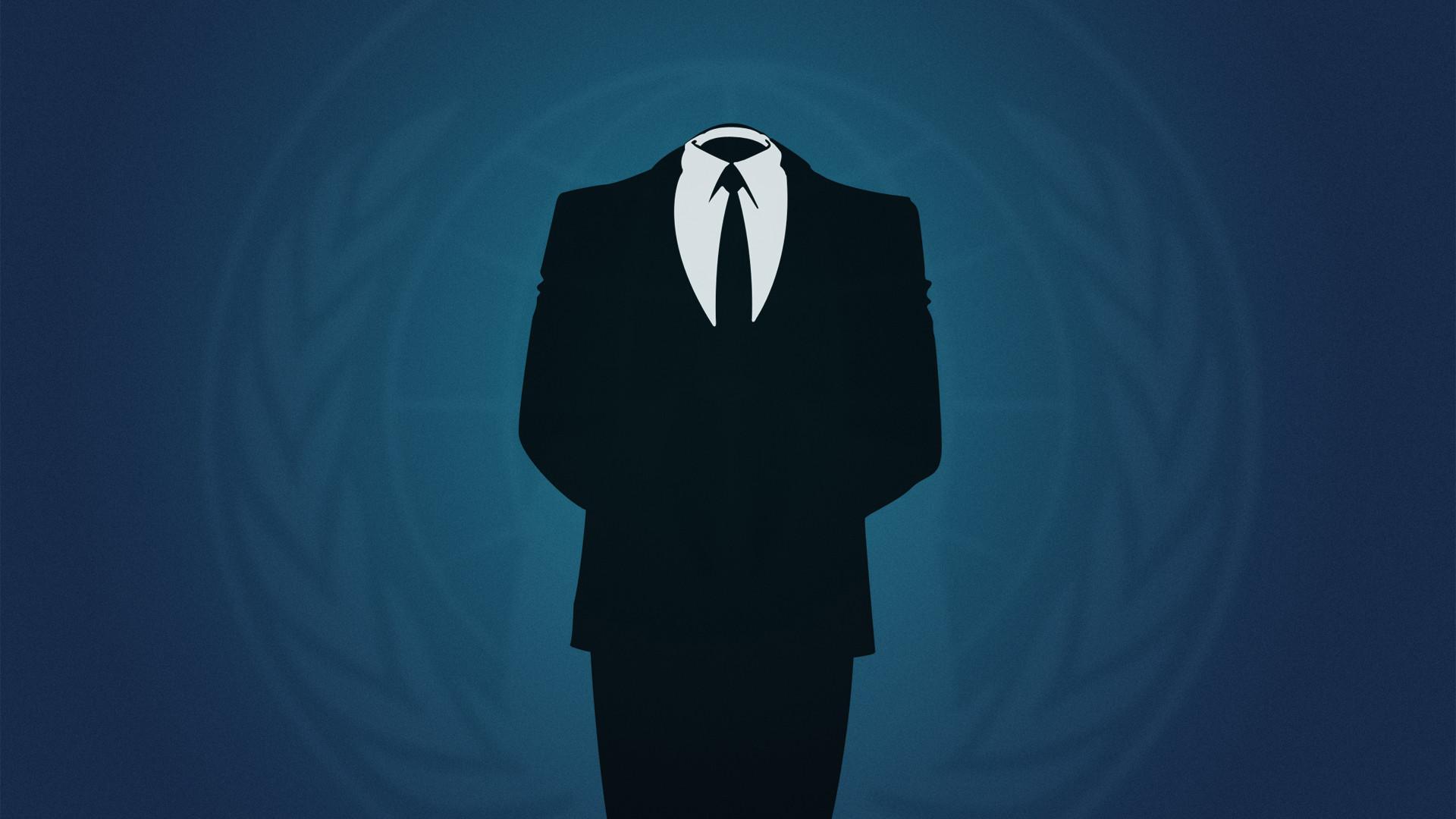 Anonymous Full HD Wallpaper