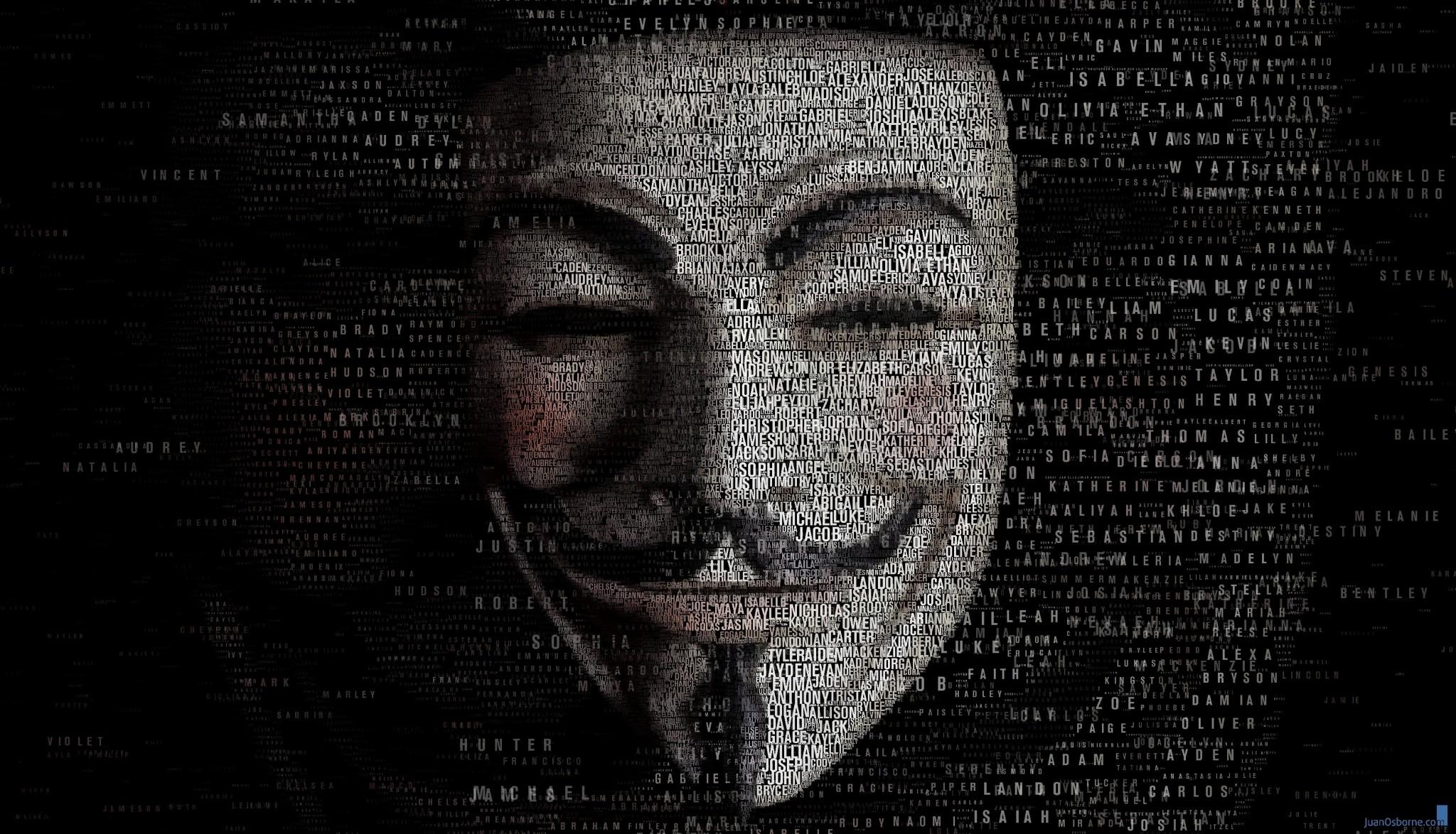 anonymous desktop wallpaper