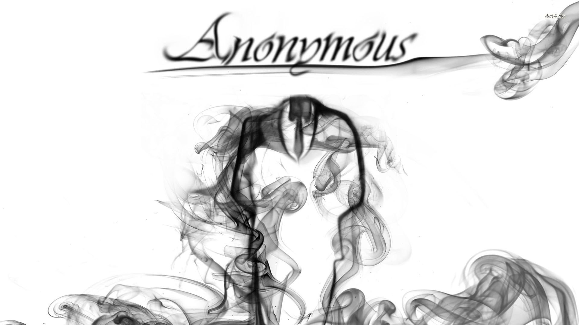 Anonymous In Smoke