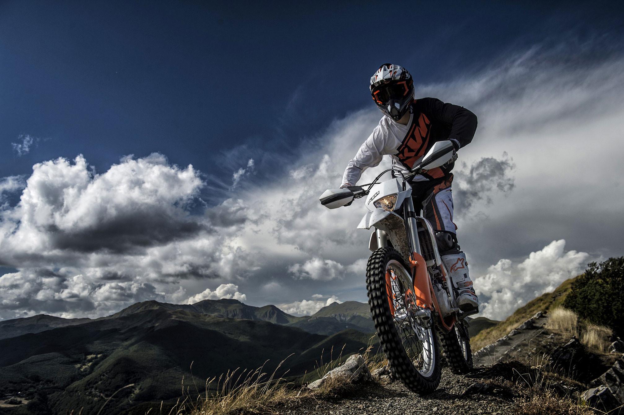 HD Motocross Ktm Backgrounds | PixelsTalk.Net
