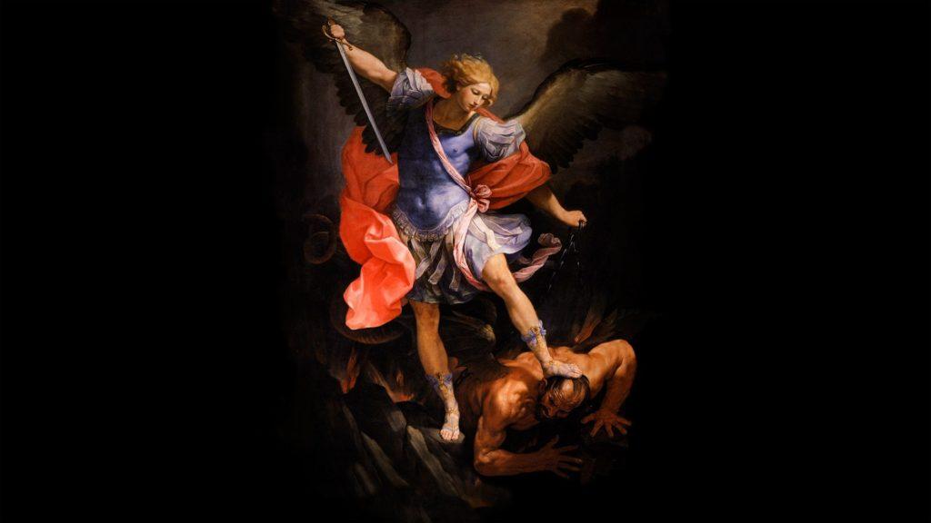 st. michael the archangel wallpaper …