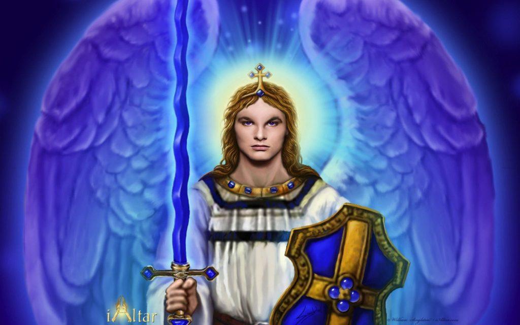 Pix For > St. Michael The Archangel Wallpaper