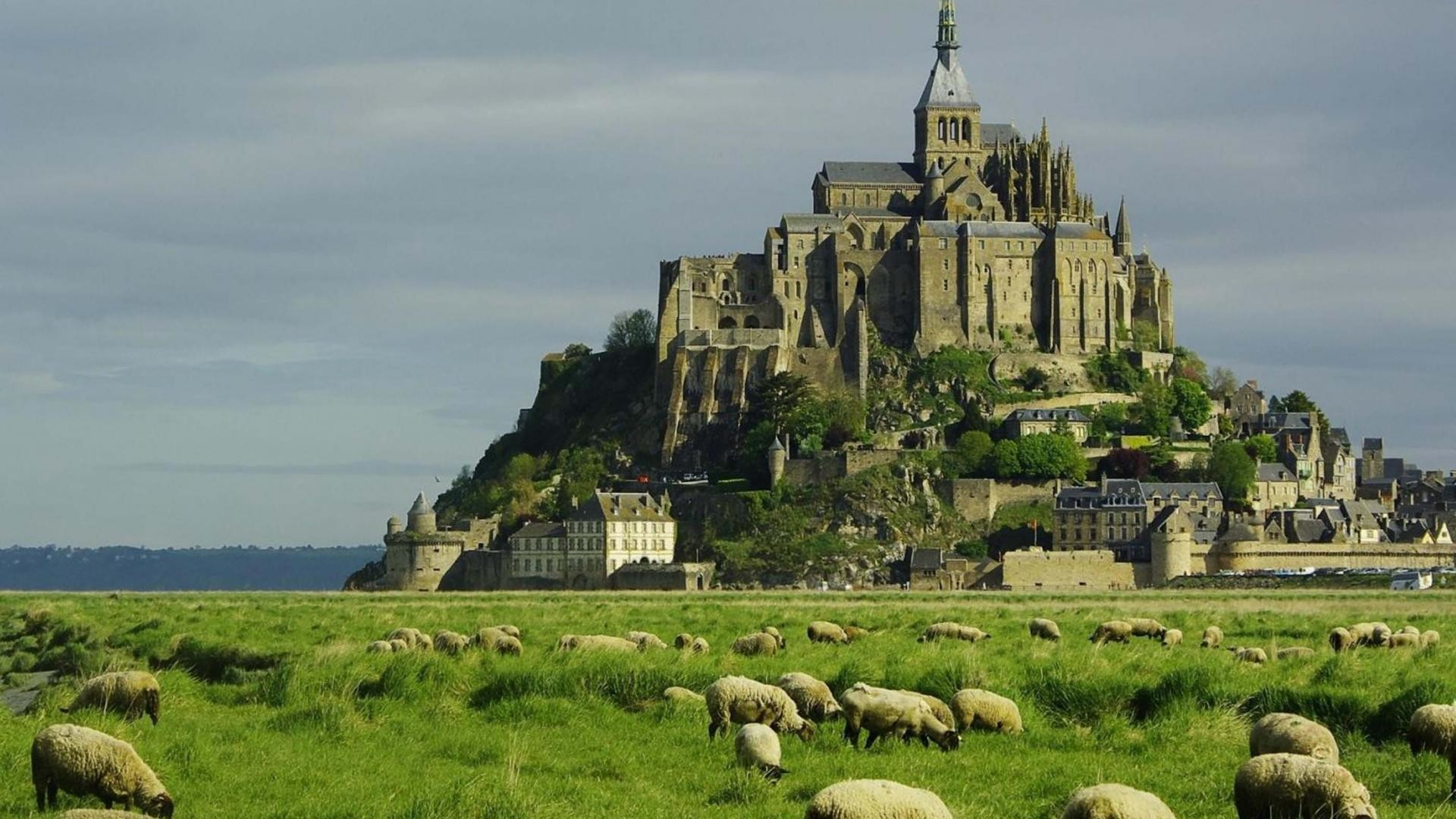 One of such creations that are manmade yet totally outstanding is Mont St.  Michel of Europe. This setting is present on the borderline that is present  …