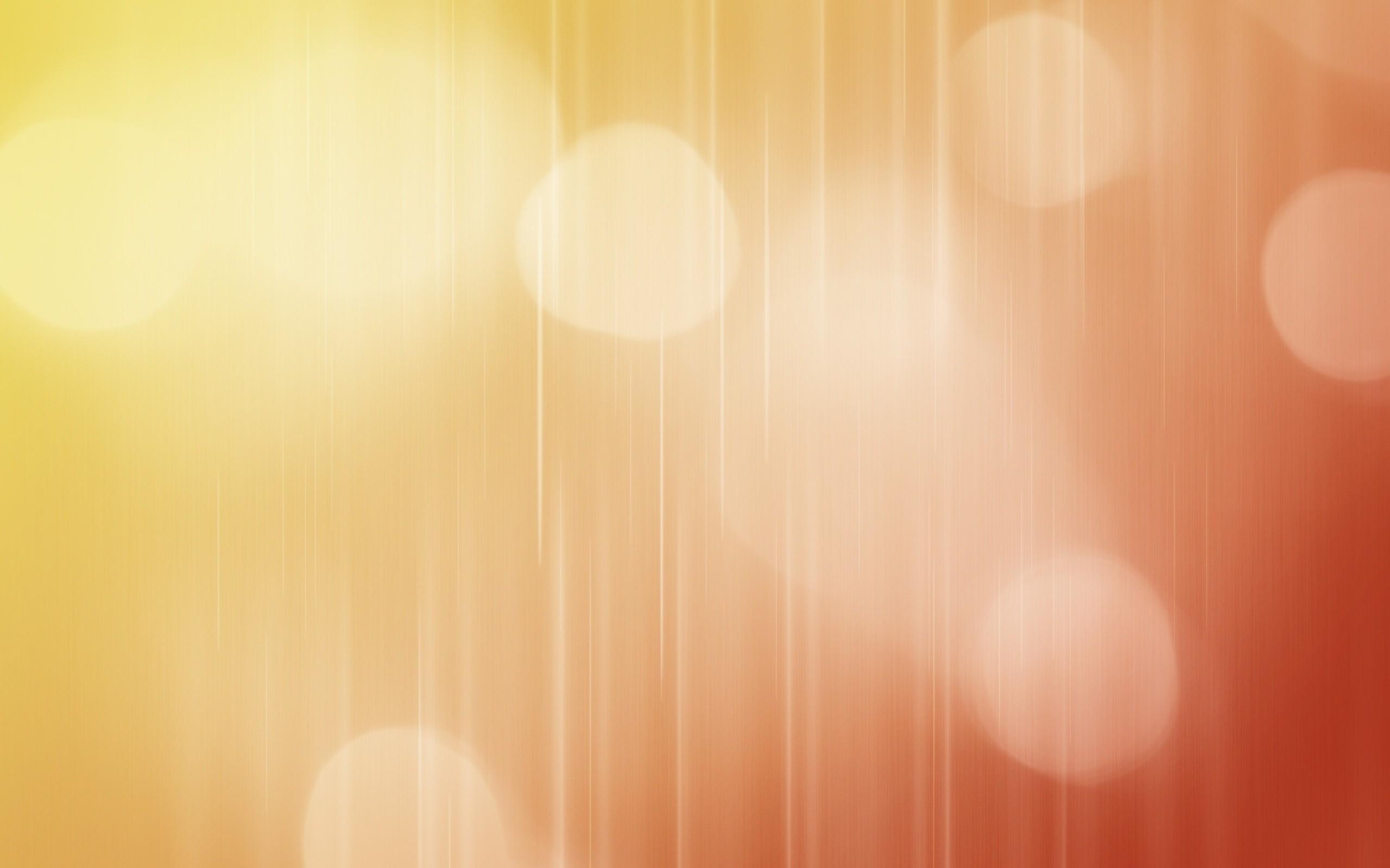 … Faded orange lines