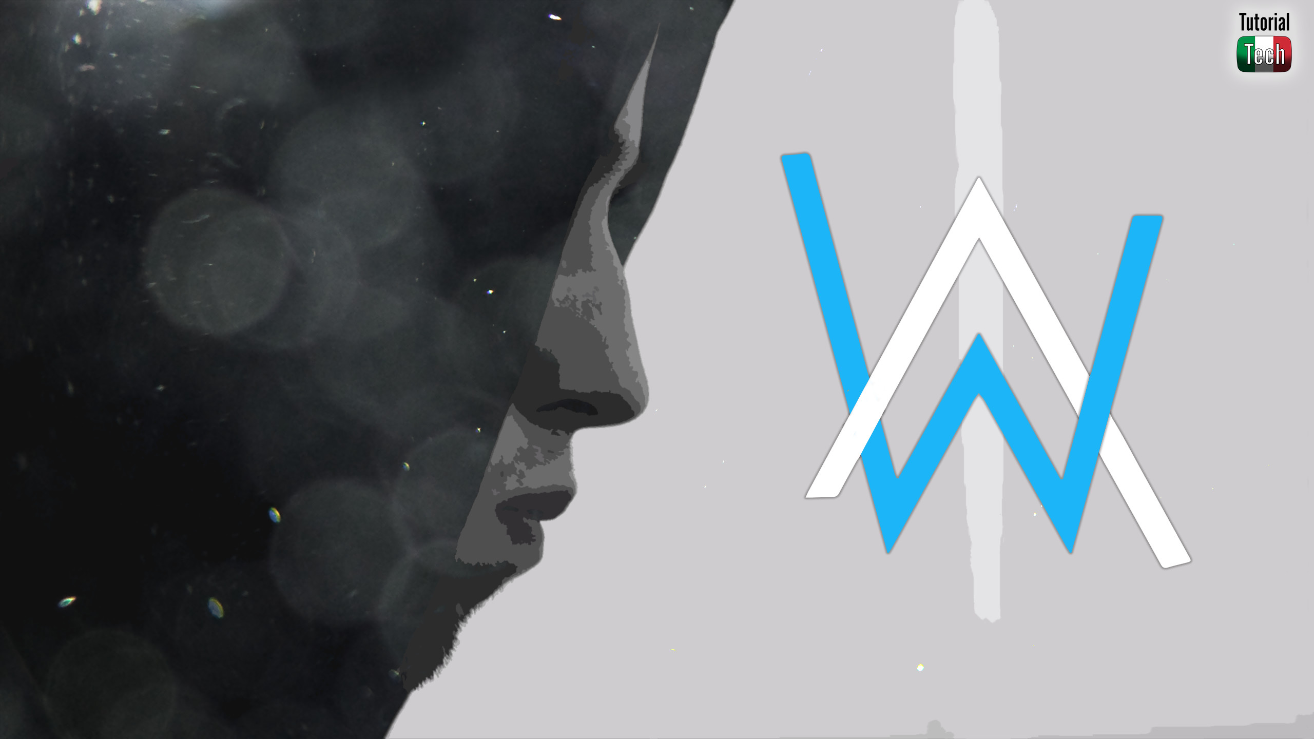 Alan Walker, YouTube, Faded, Digital Art
