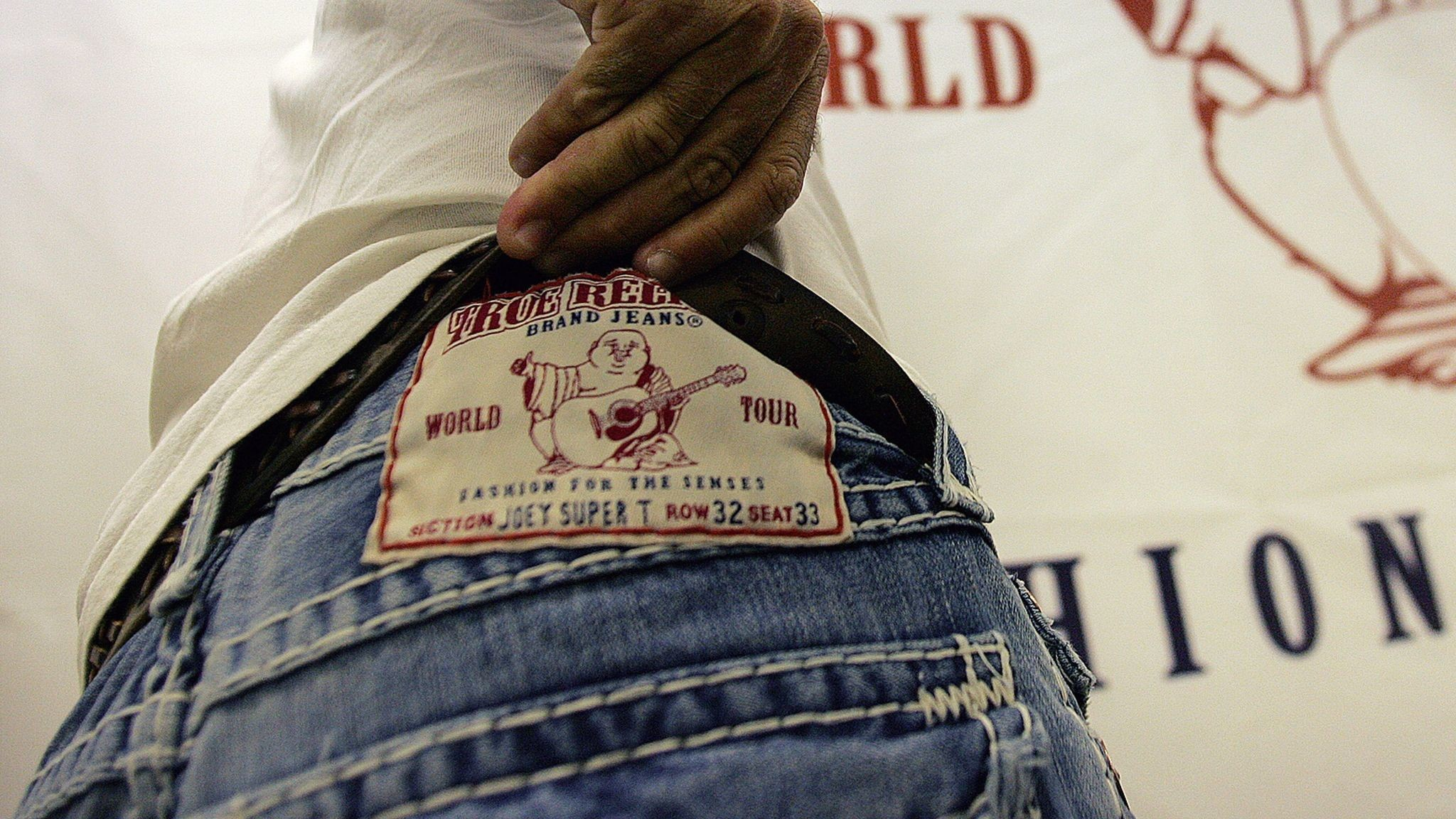 Pricey jeans maker True Religion files for bankruptcy protection – LA Times