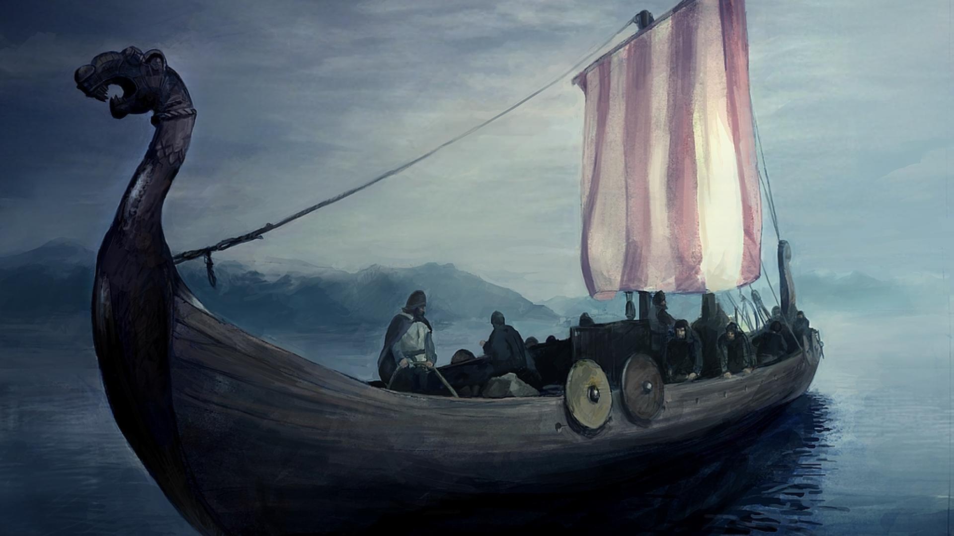Vikings-Wallpaper
