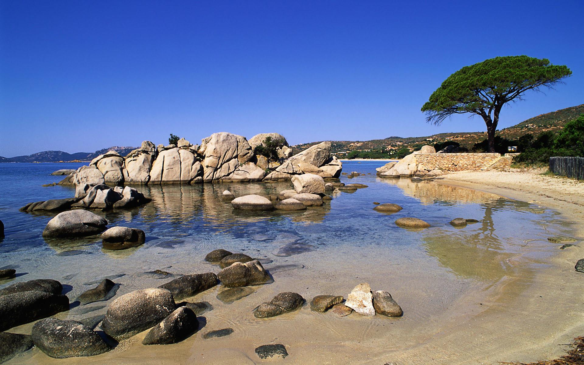 Desktop hd 3d nature images download. Palombaggia Beach