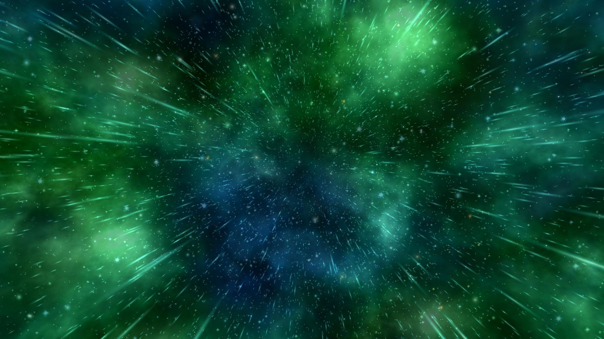 Beautiful Space 3D