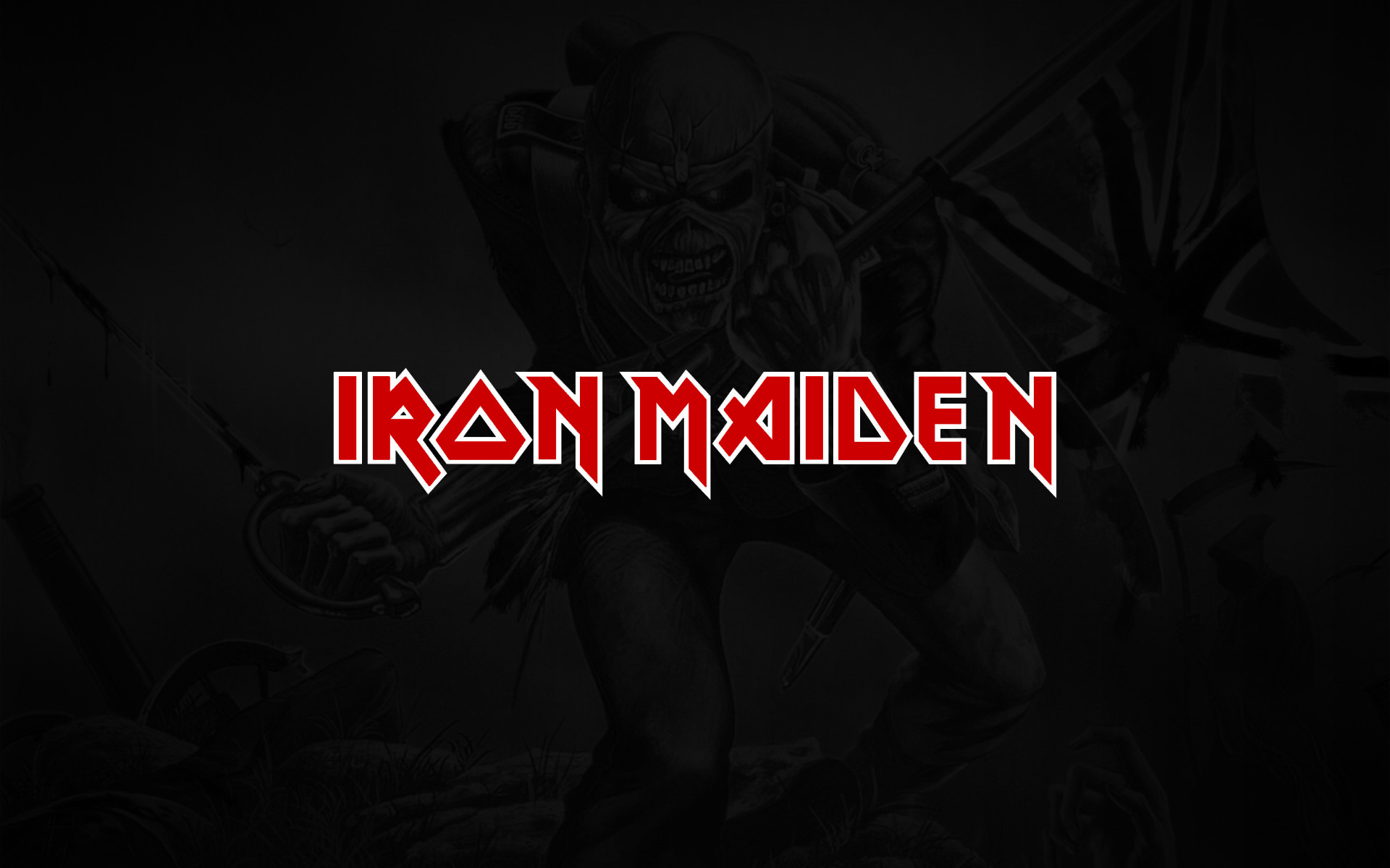 … iron maiden wallpapers for computers wallpapersafari …