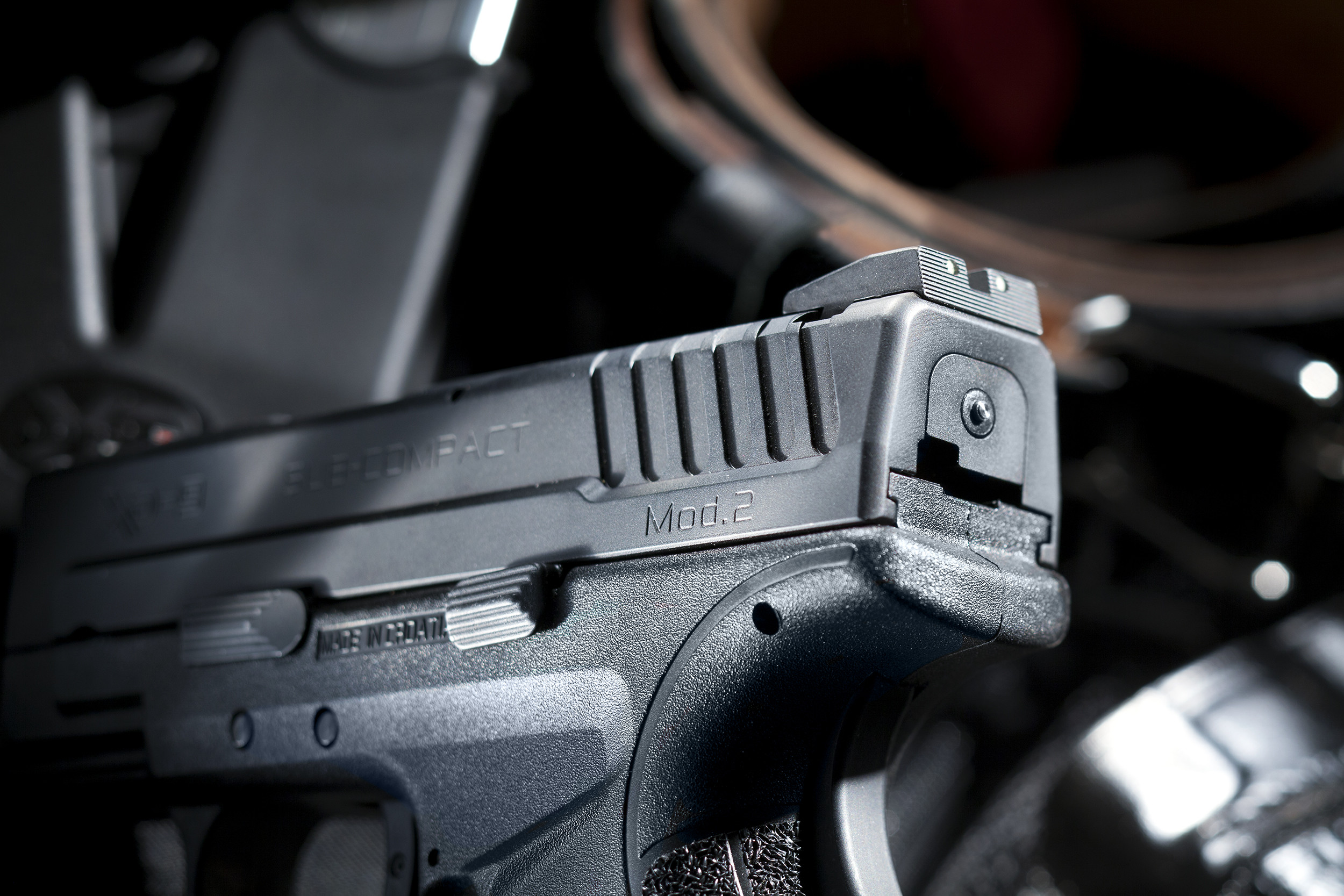 Springfield Armory, XD, 9 mm, concealed carry