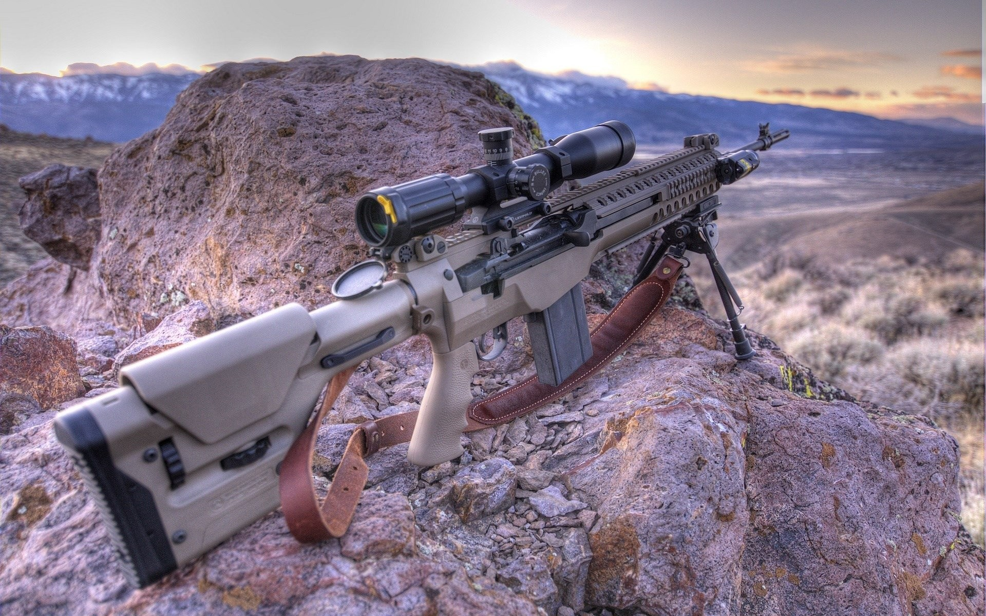 > Springfield Armory M1a Wallpapers