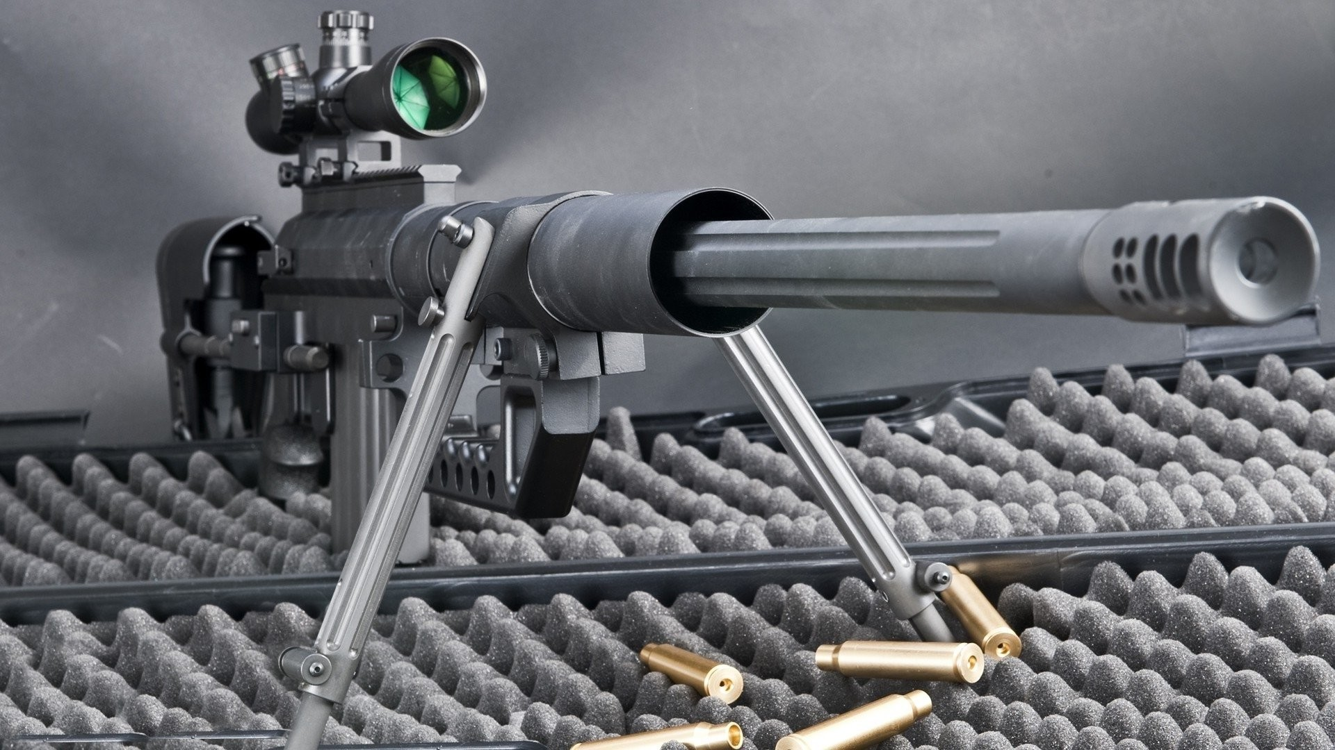 Sniper Rifle HD wallpapers #1