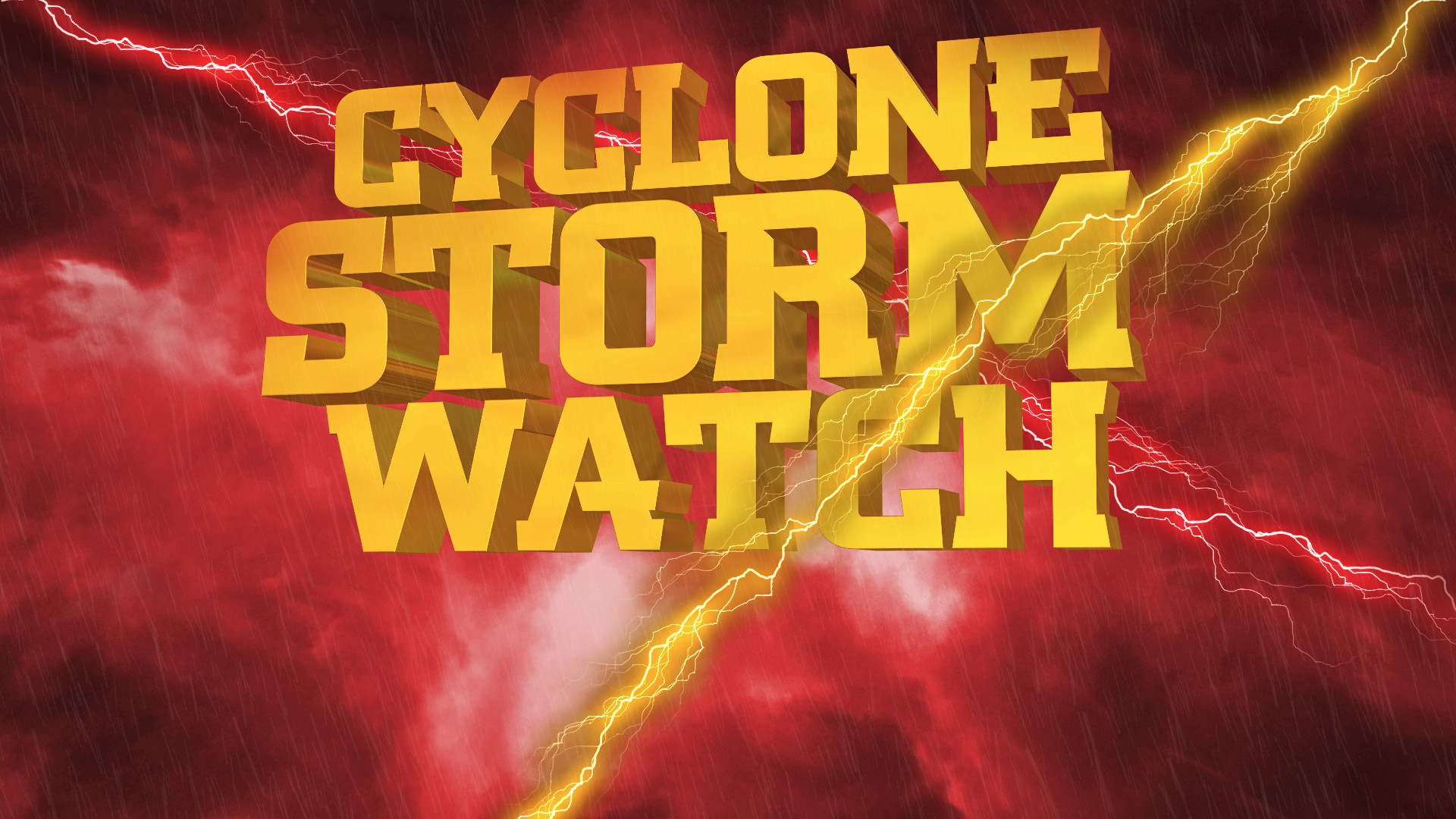 Cyclone Storm Watch Feb. 23rd