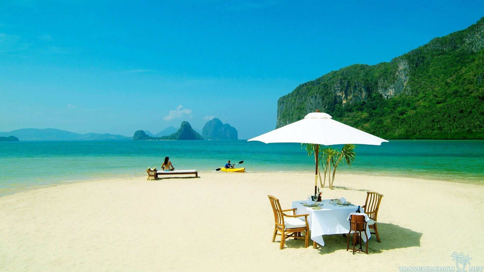 Most Exotic And Relaxing Beach Wallpapers   Travelization