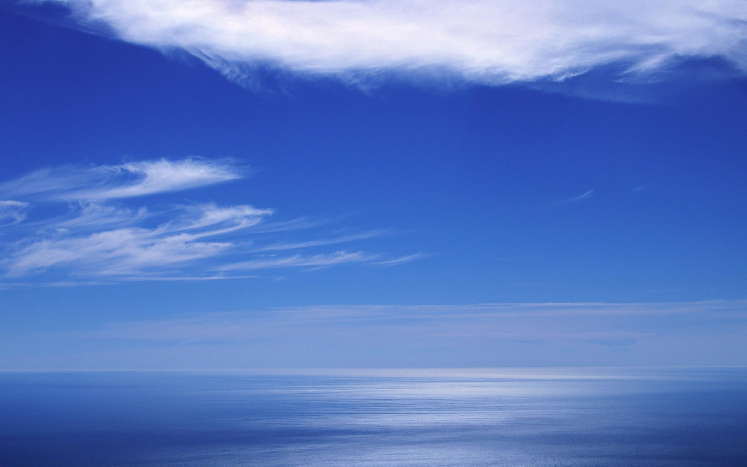 Blue Sky Free Relaxing Wallpapers