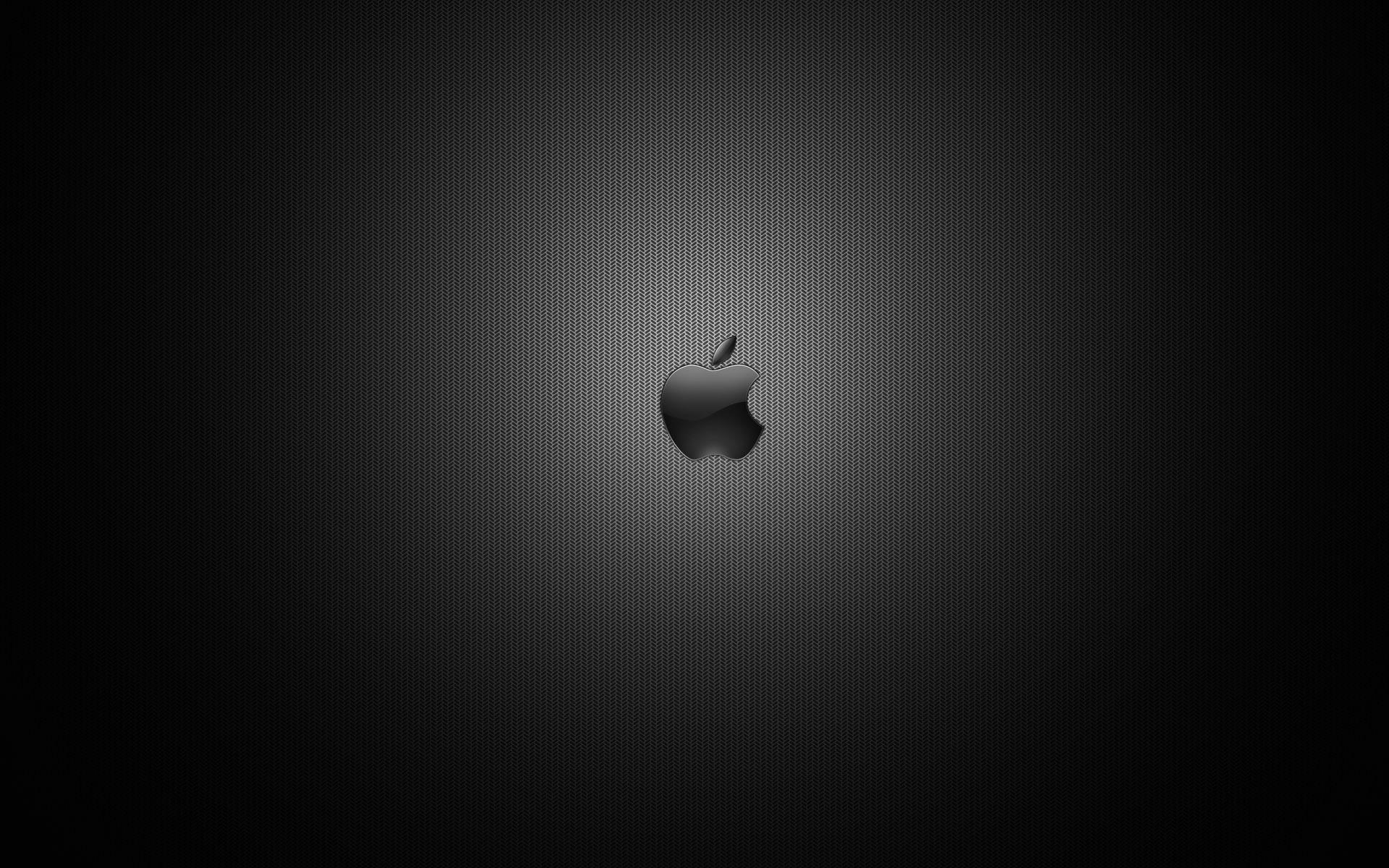 Dark Apple Logo