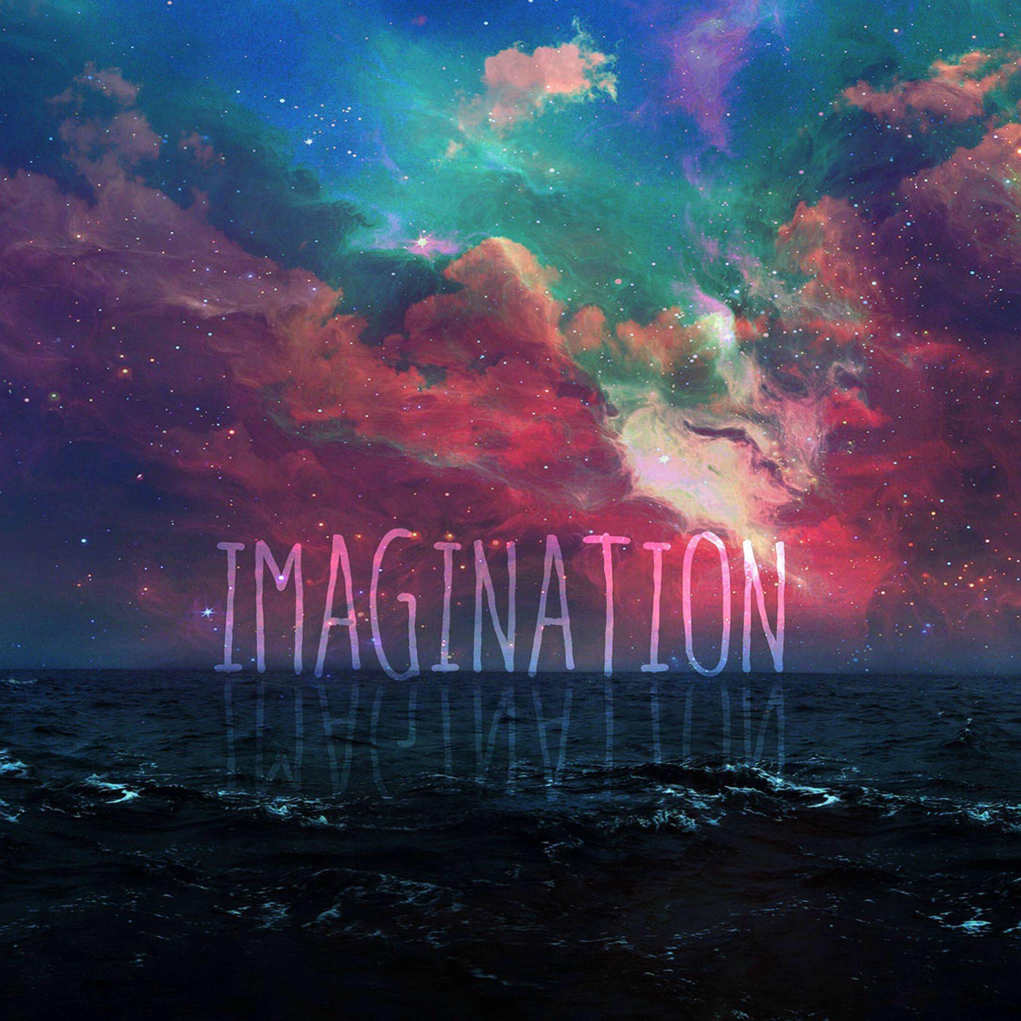 Imagination Galaxy wallpaper ✌️