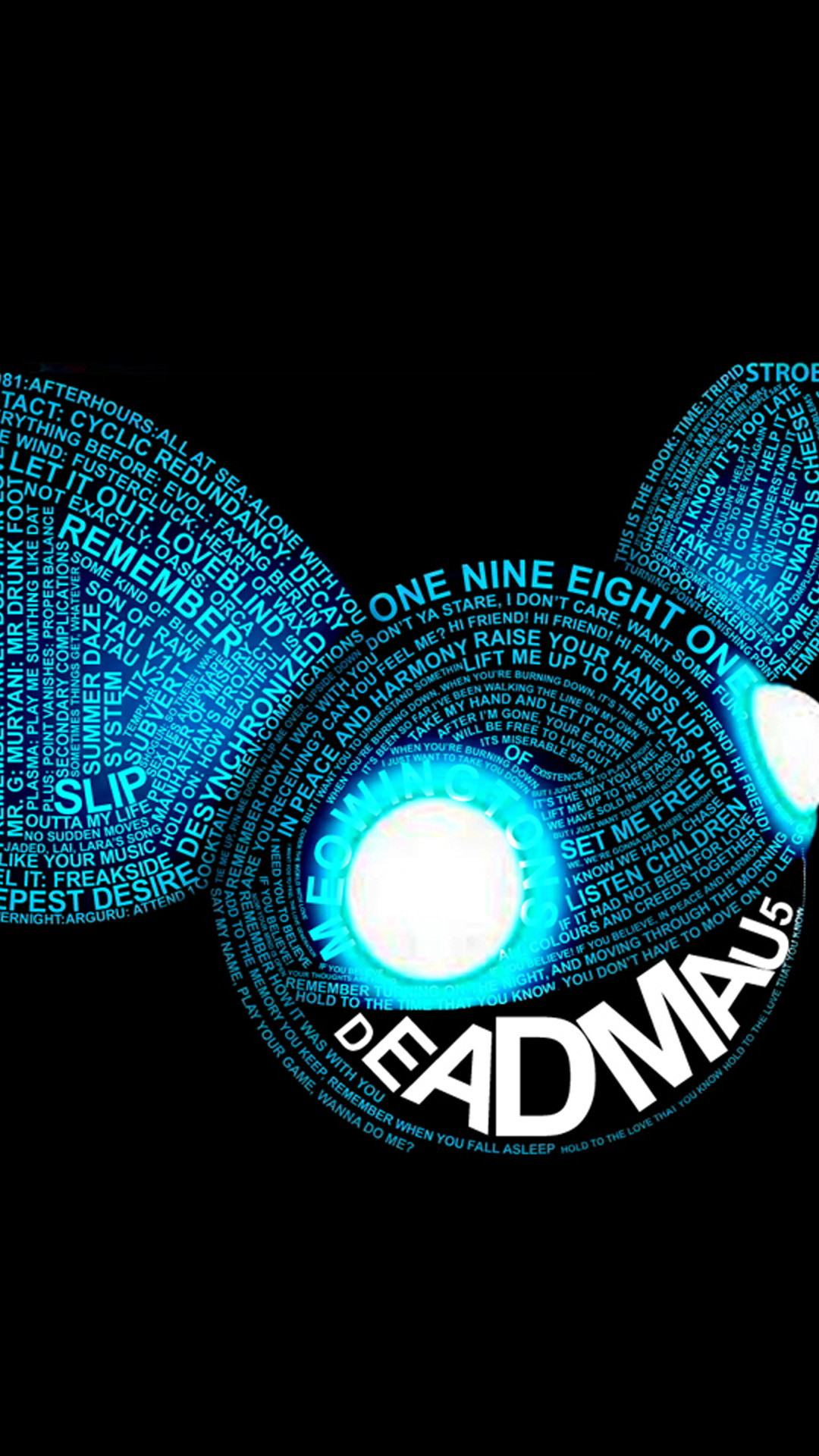 Deadmau5 quotes Wallpapers for Galaxy S5