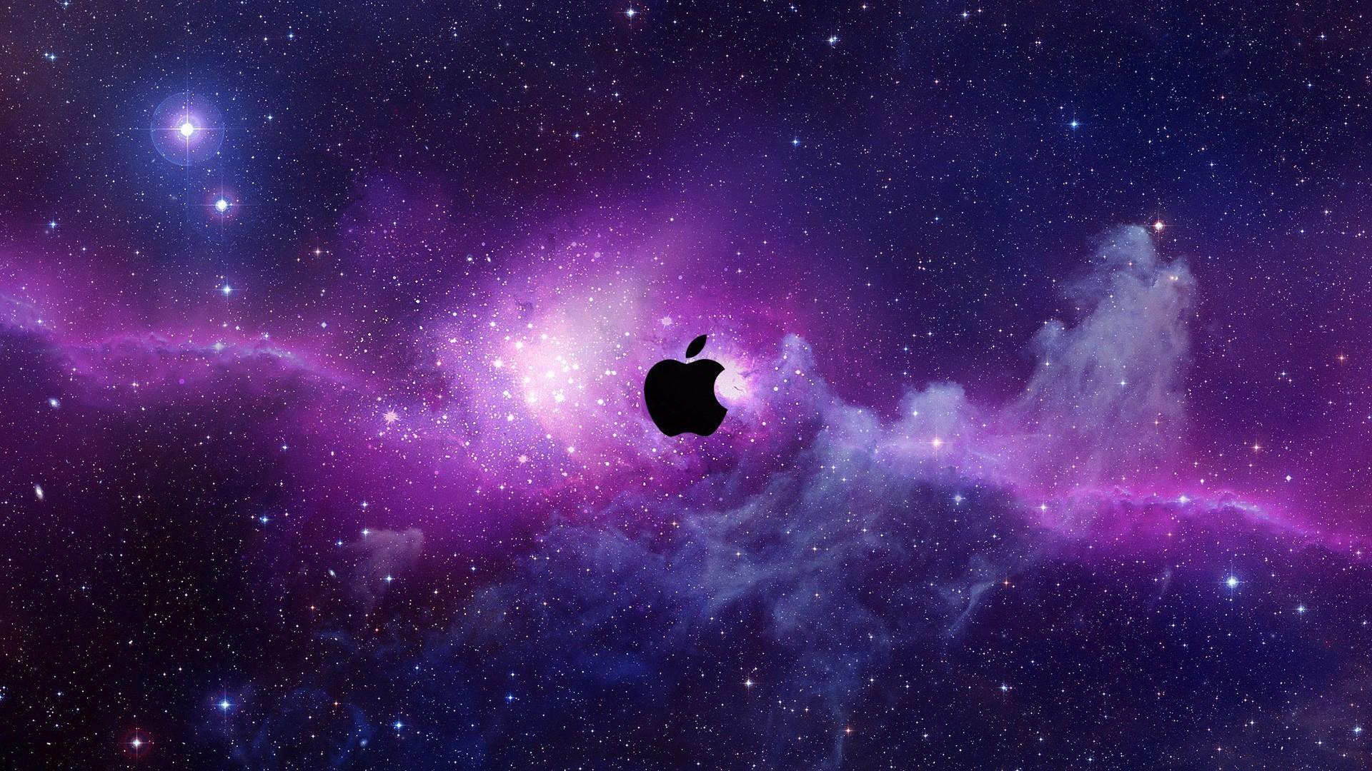 Purple Apple Wallpapers