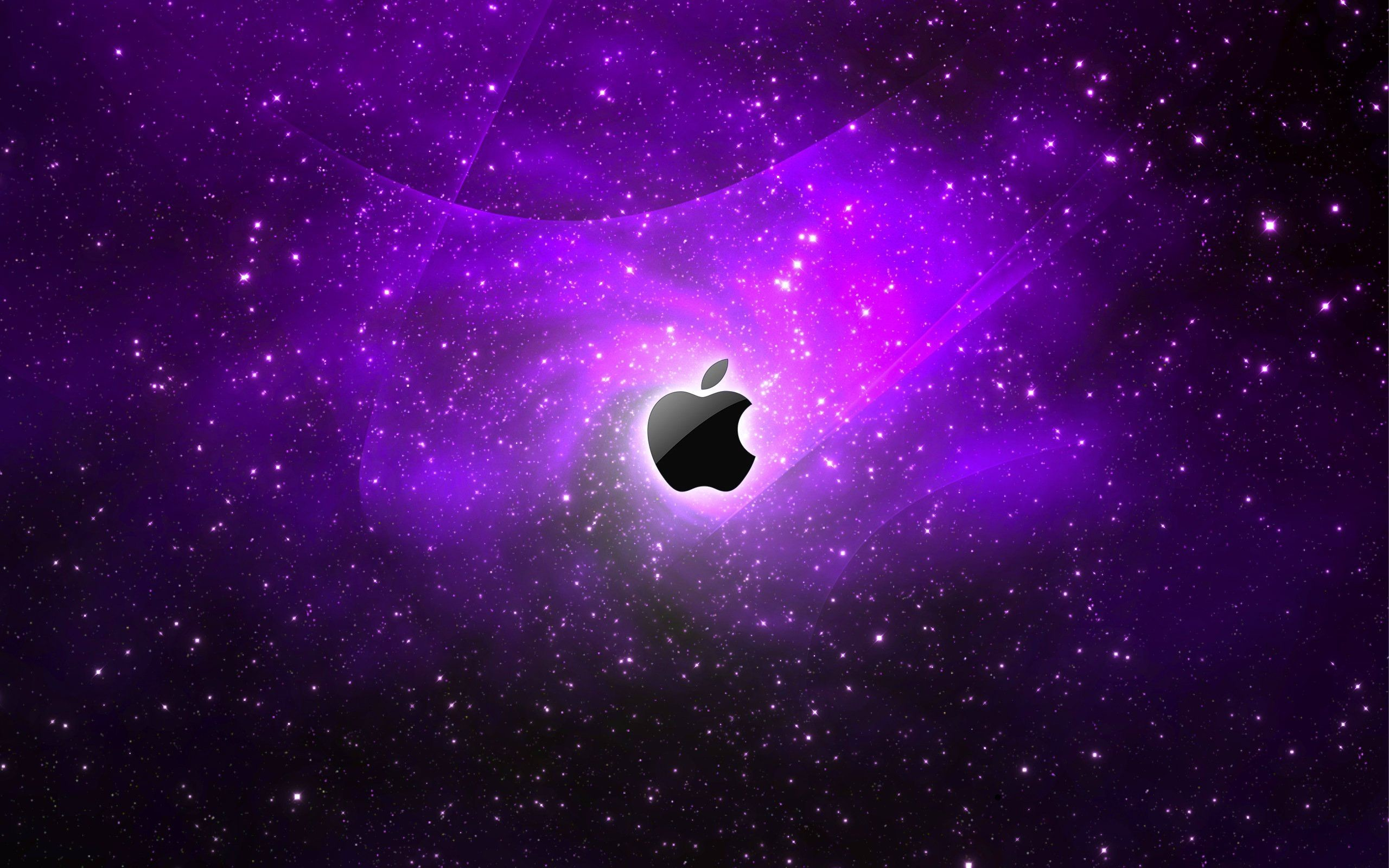 Purple Galaxy Wallpaper High Resolution
