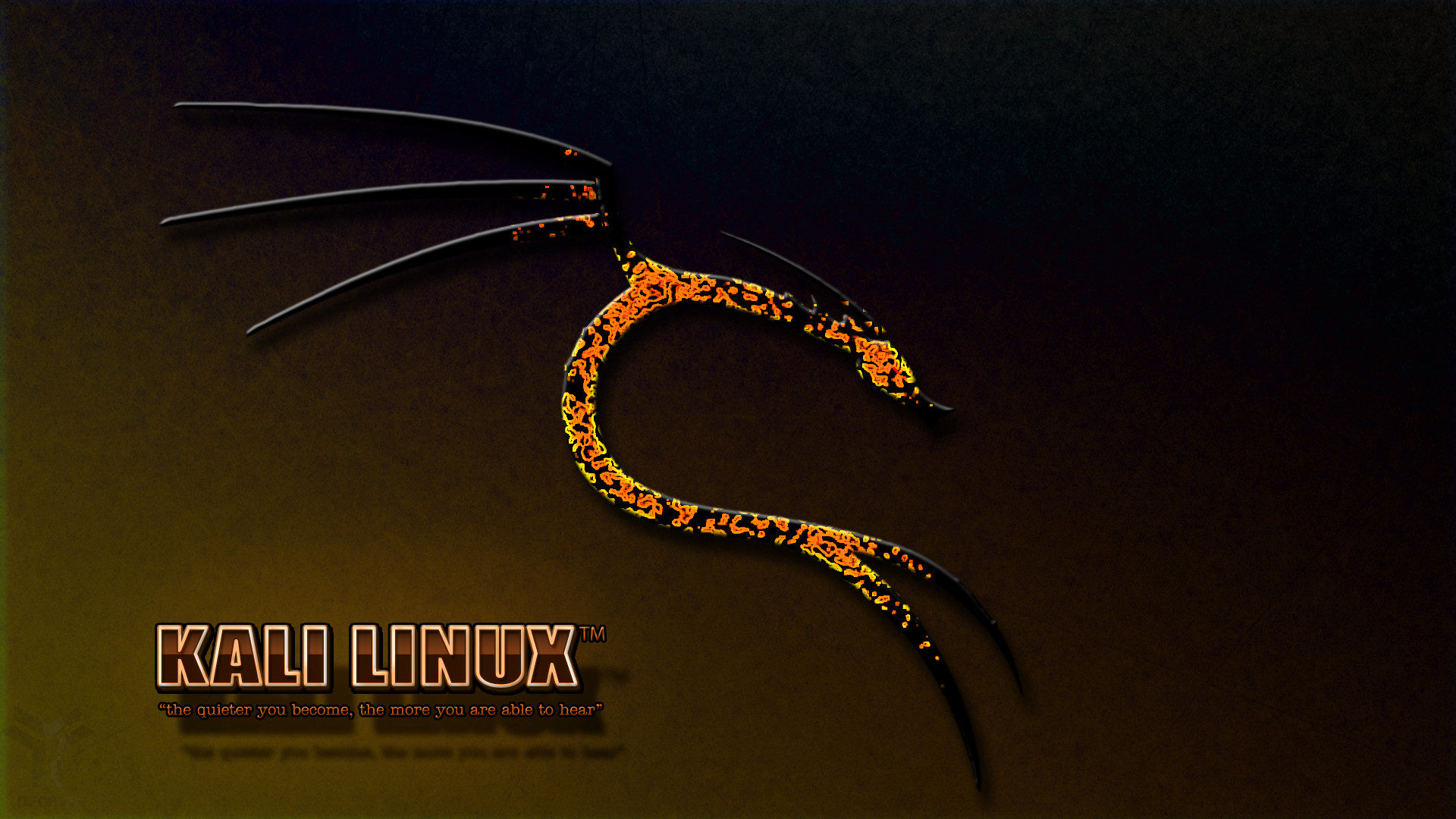Kali Linux Wallpaper by DiFortis Kali Linux Wallpaper by DiFortis