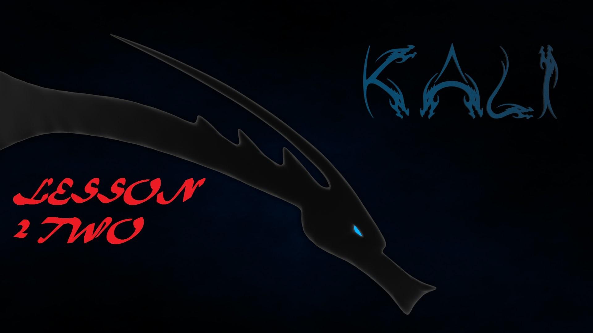 Kali Linux – Lesson 2 – DDOS