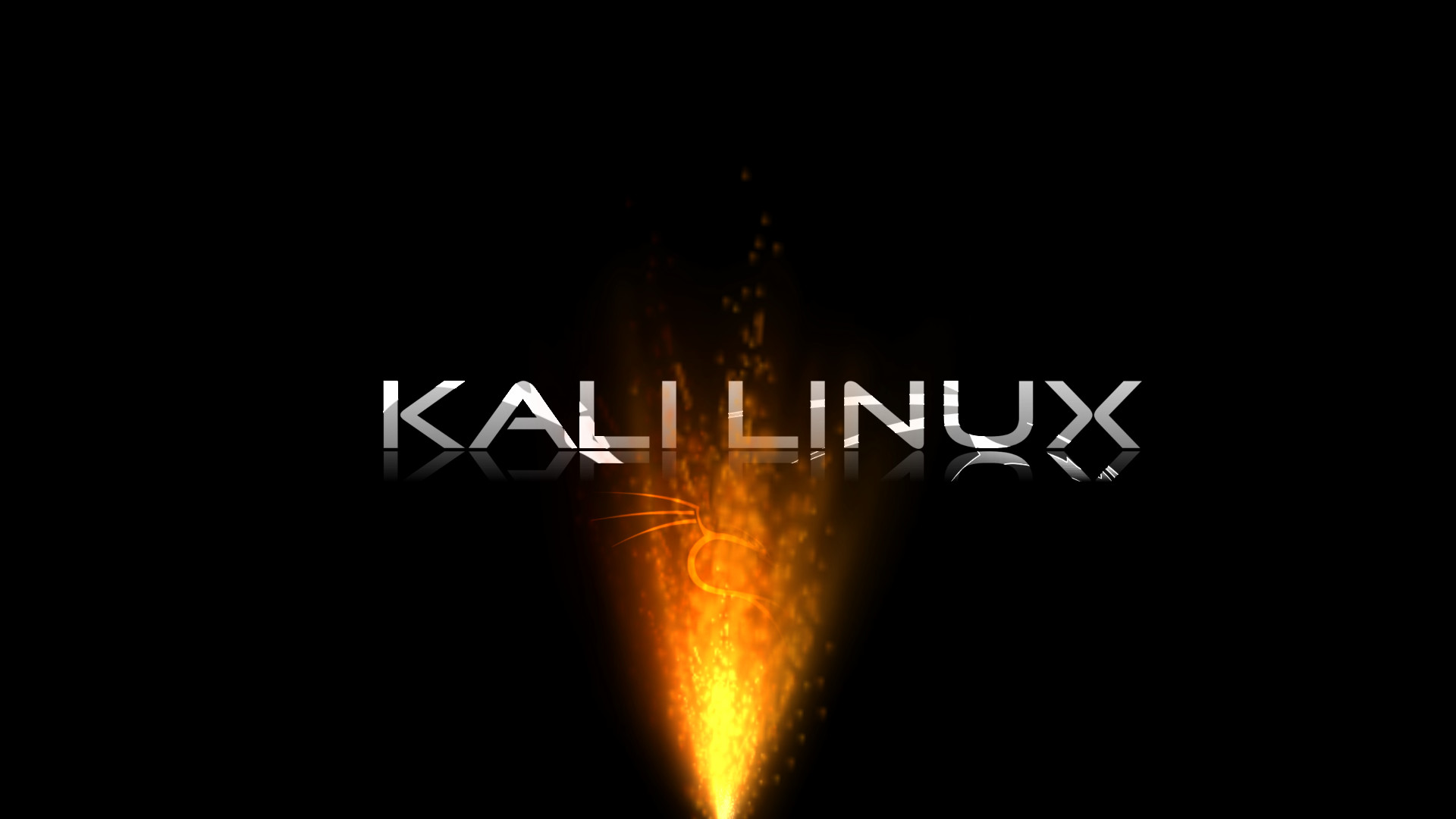 Kali Linux HD Background