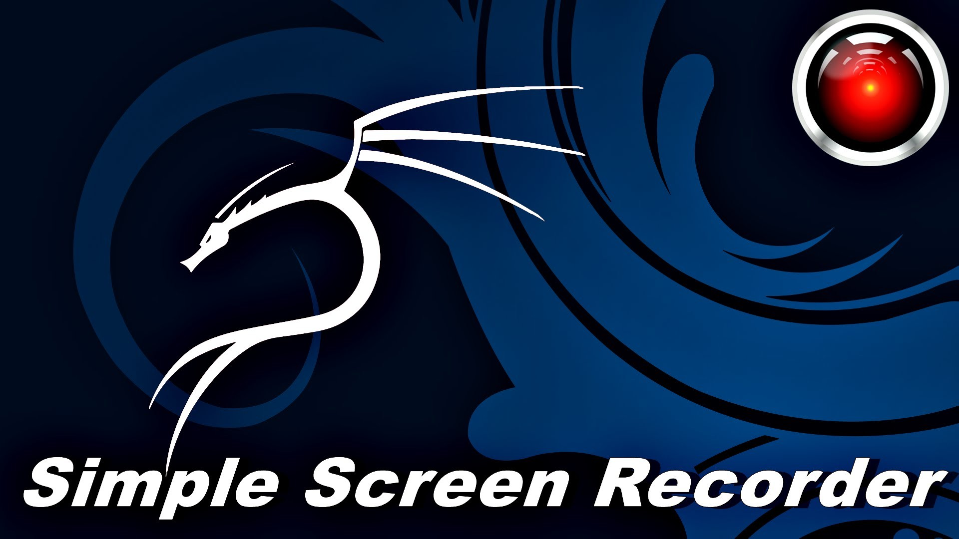 How to Record mp4 on kali Linux 2.0 with Simple Screen Recorder